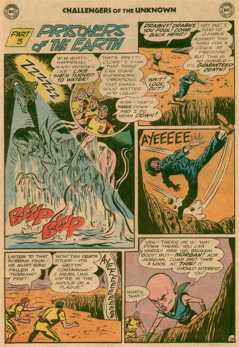 Challengers of the Unknown (1958) issue 45 - Page 23