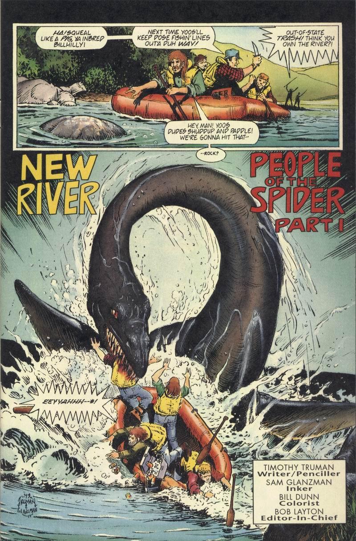 Read online Turok, Dinosaur Hunter (1993) comic -  Issue #7 - 4