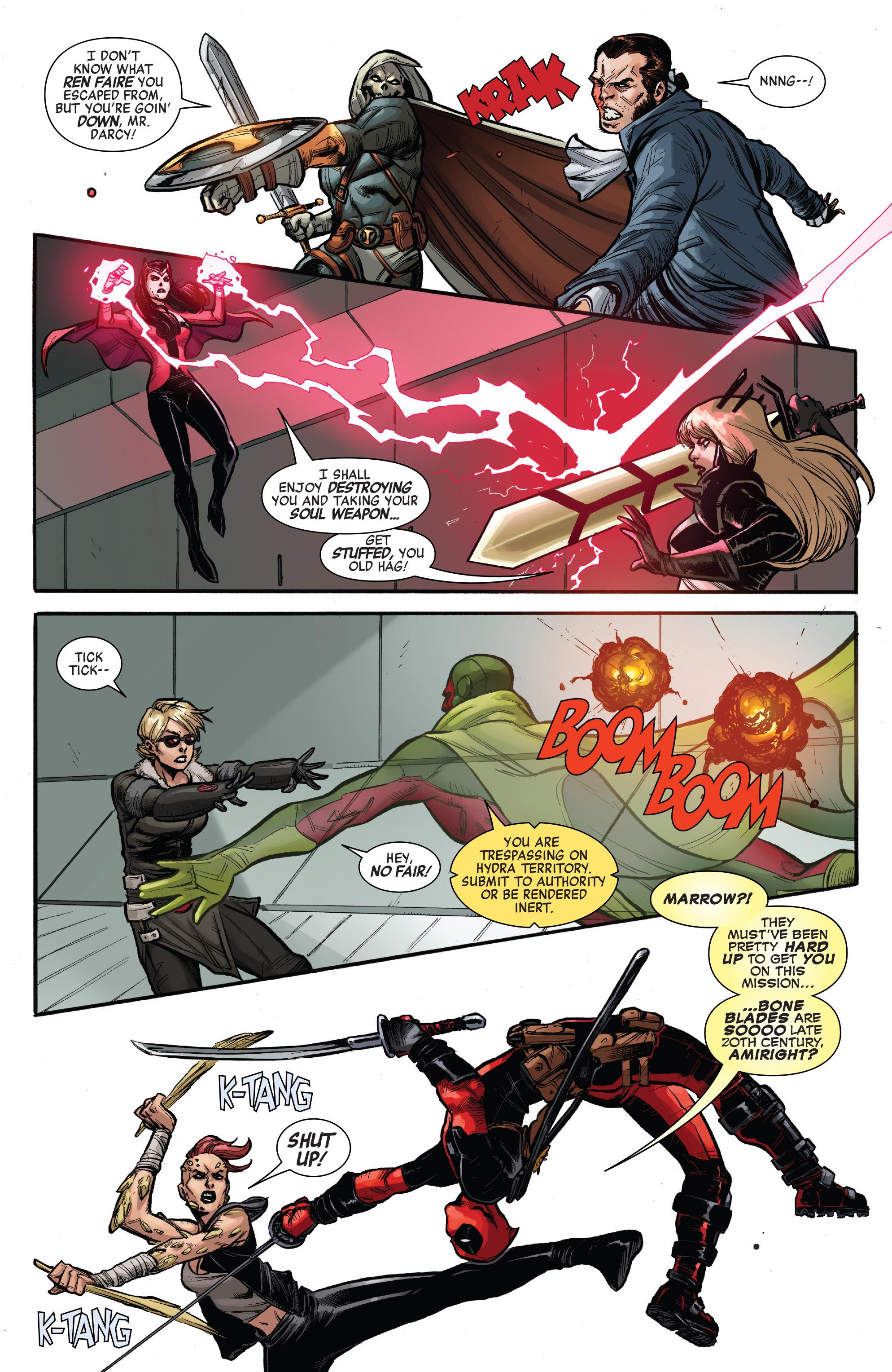 Read online Secret Empire: United comic -  Issue # Full - 19