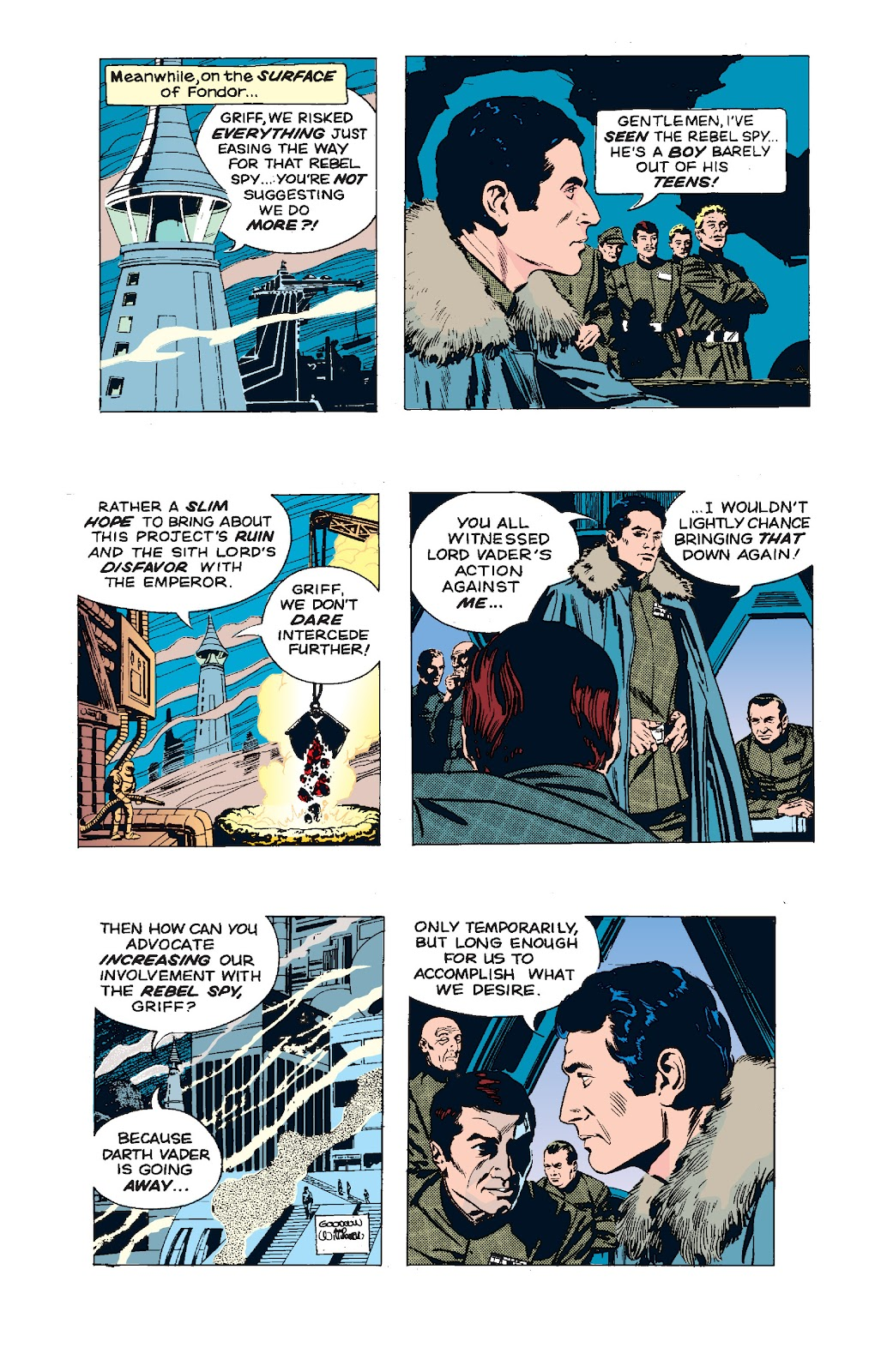 Read online Star Wars Legends: The Newspaper Strips - Epic Collection comic -  Issue # TPB (Part 5) - 51