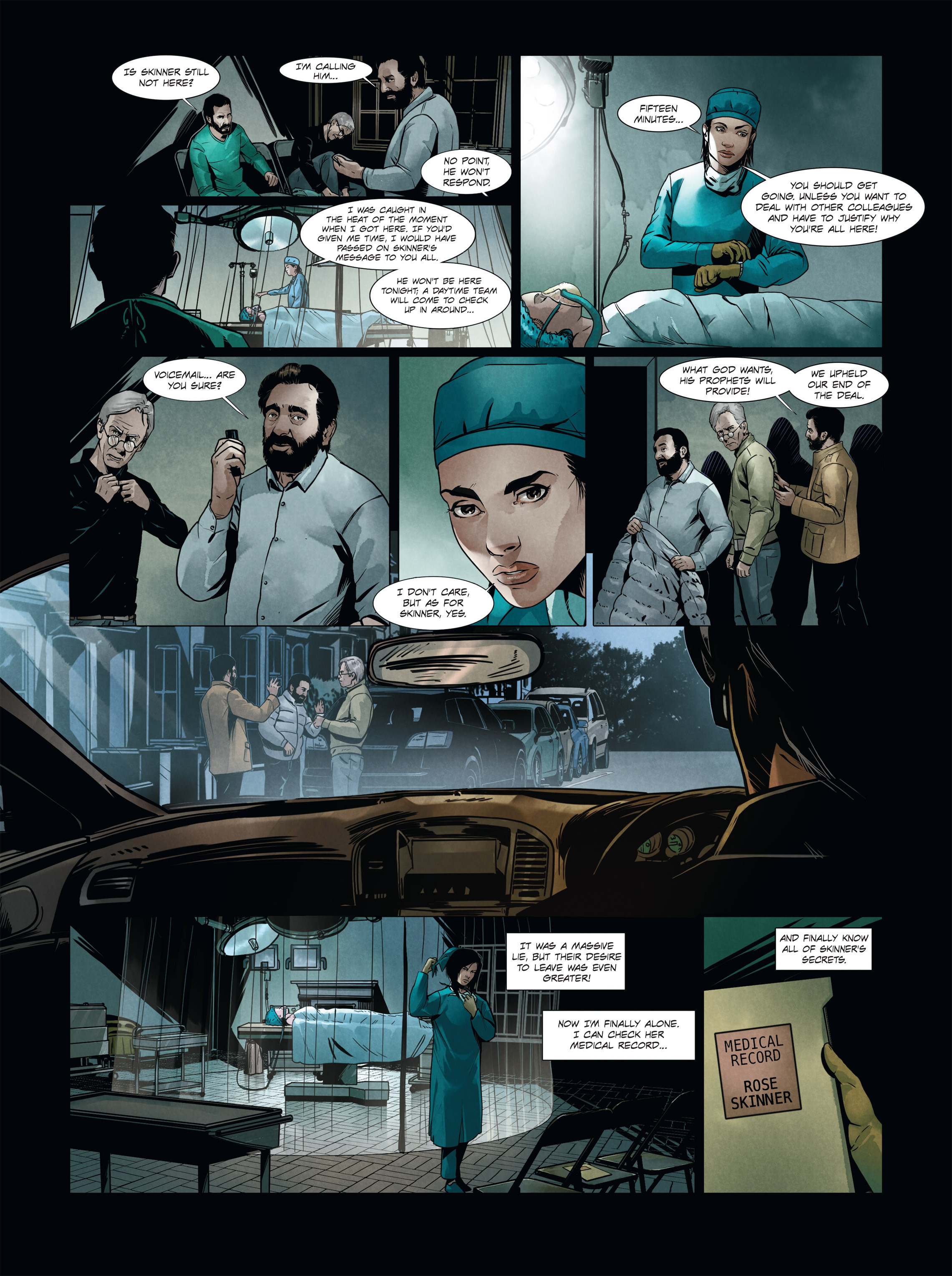 Read online Alice Matheson comic -  Issue #4 - 49