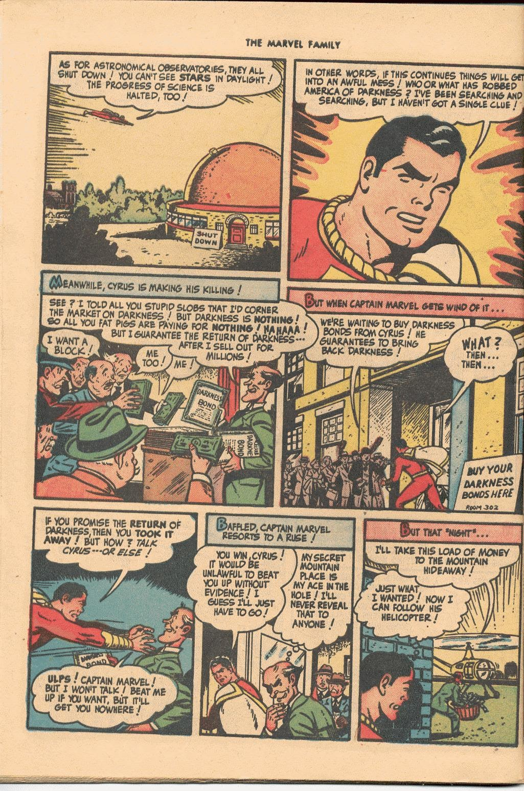 The Marvel Family issue 38 - Page 46