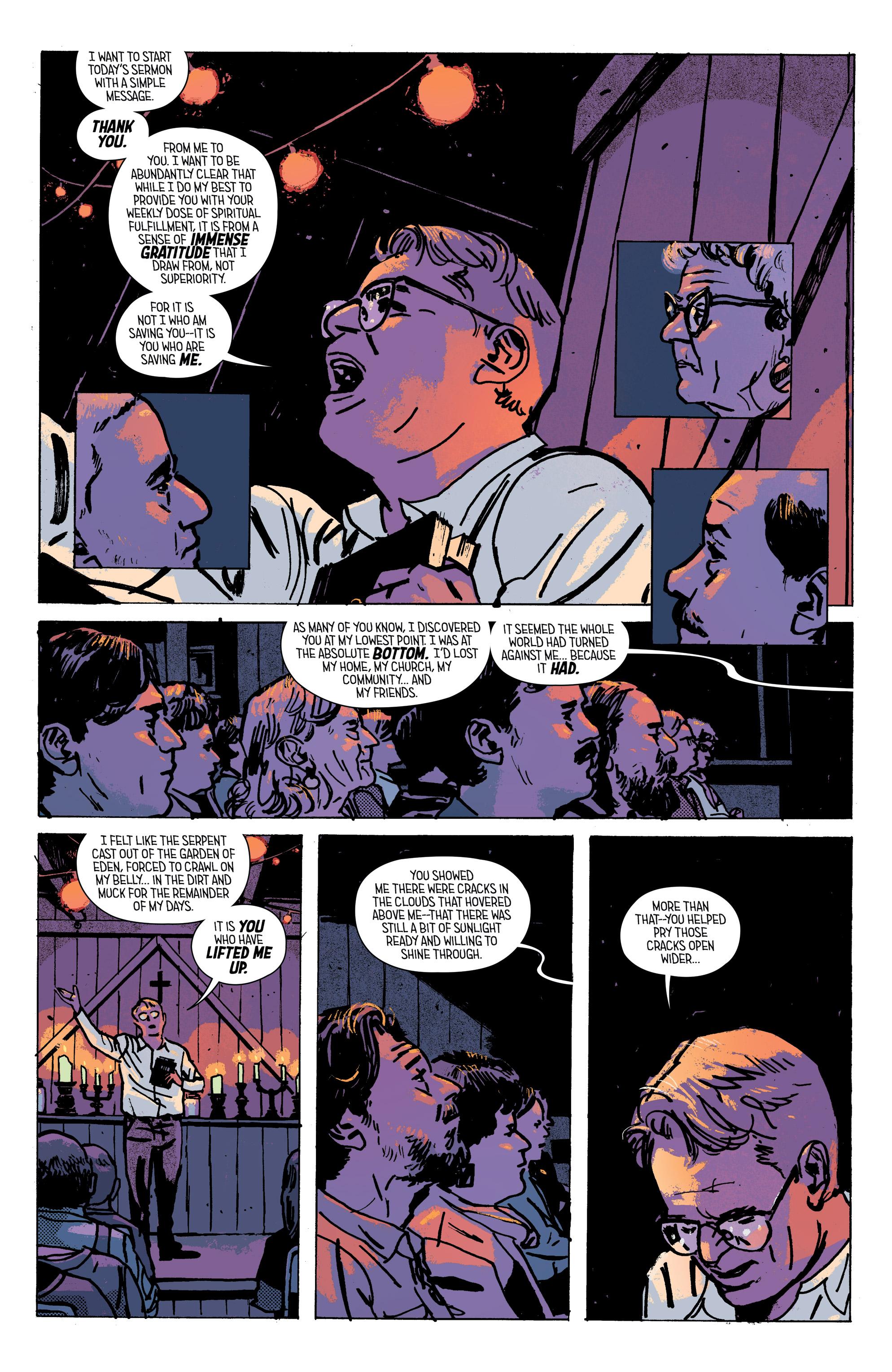 Read online Outcast by Kirkman & Azaceta comic -  Issue #28 - 14