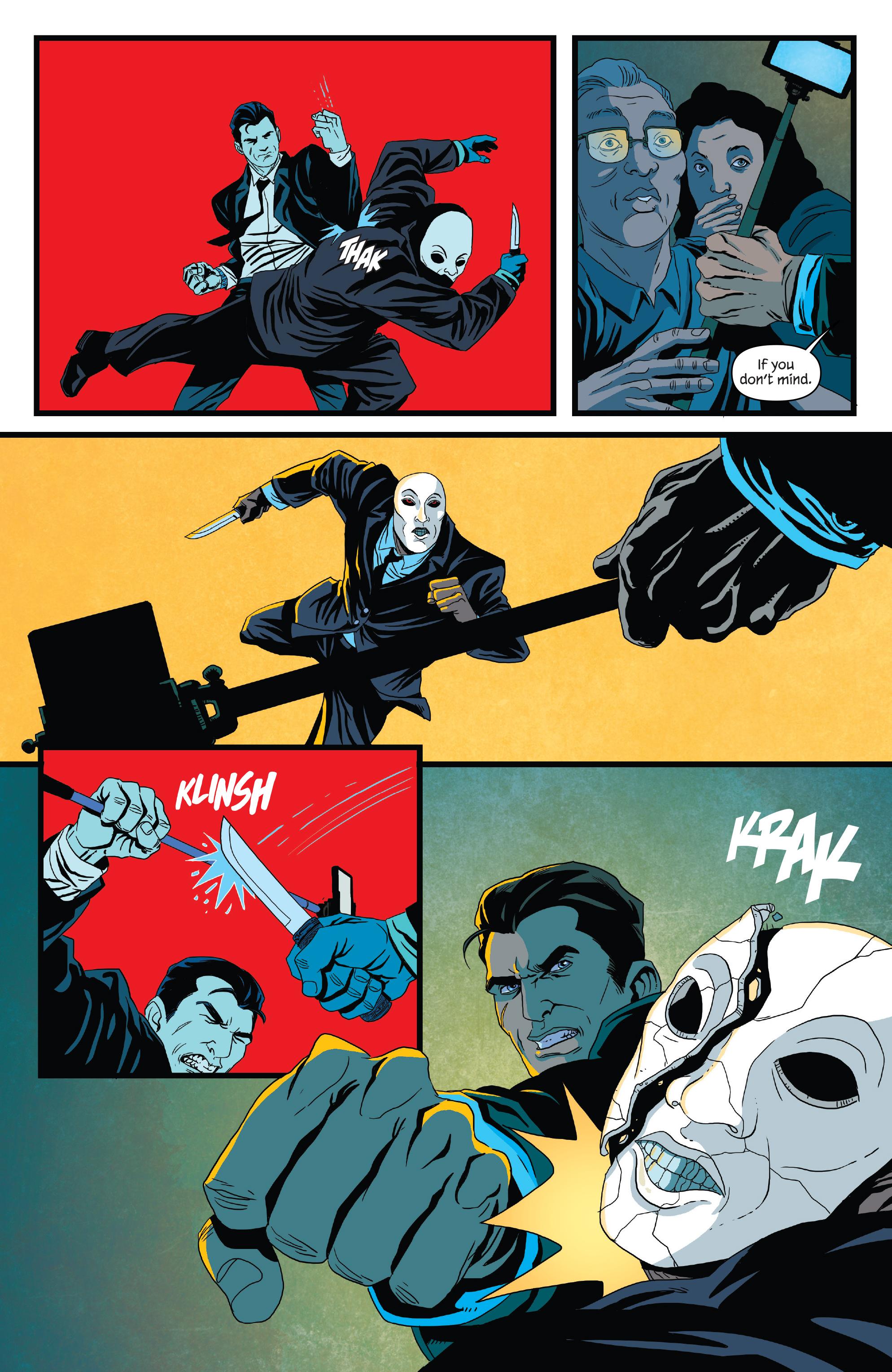 Read online James Bond (2017) comic -  Issue #3 - 19