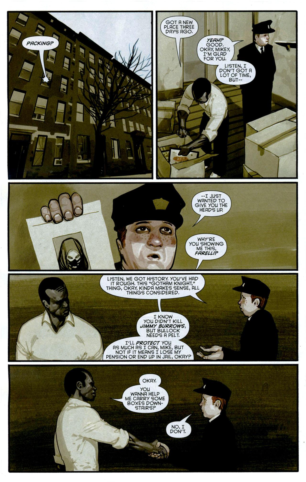 Read online Azrael: Death's Dark Knight comic -  Issue #3 - 27