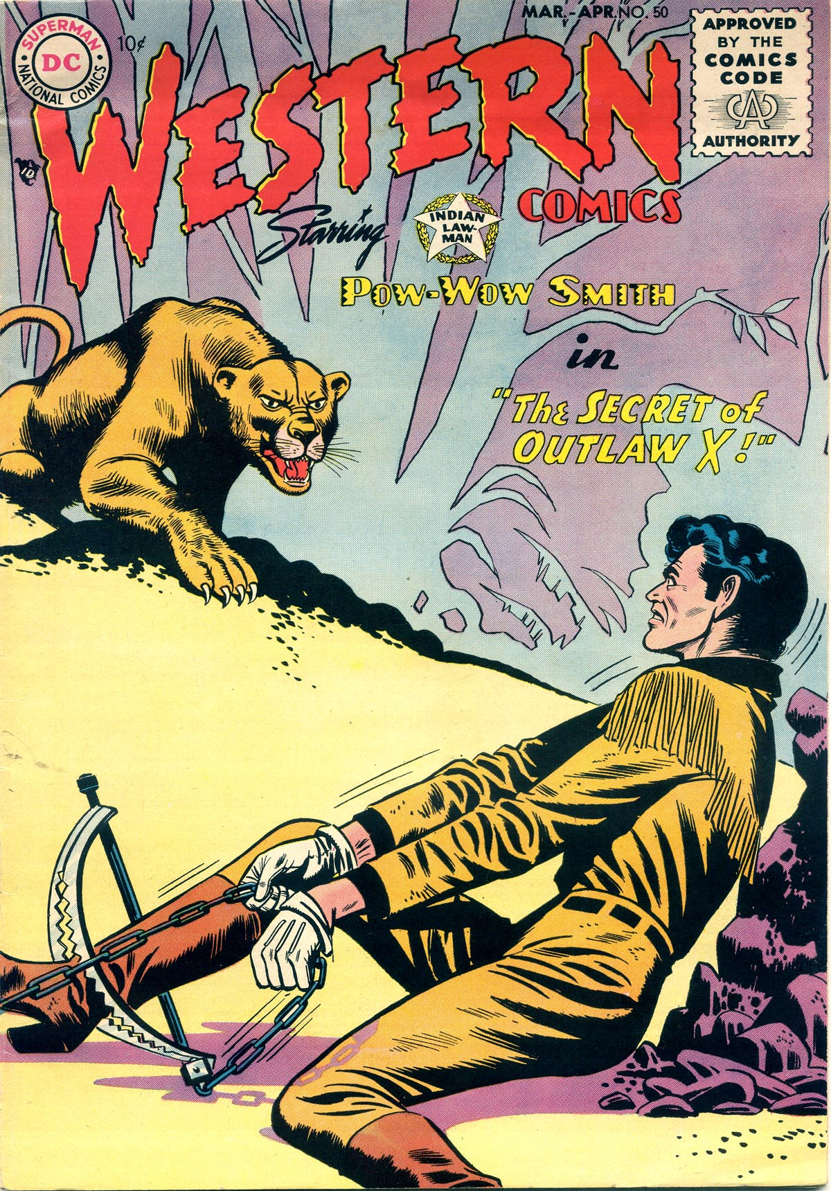 Western Comics 50 Page 1
