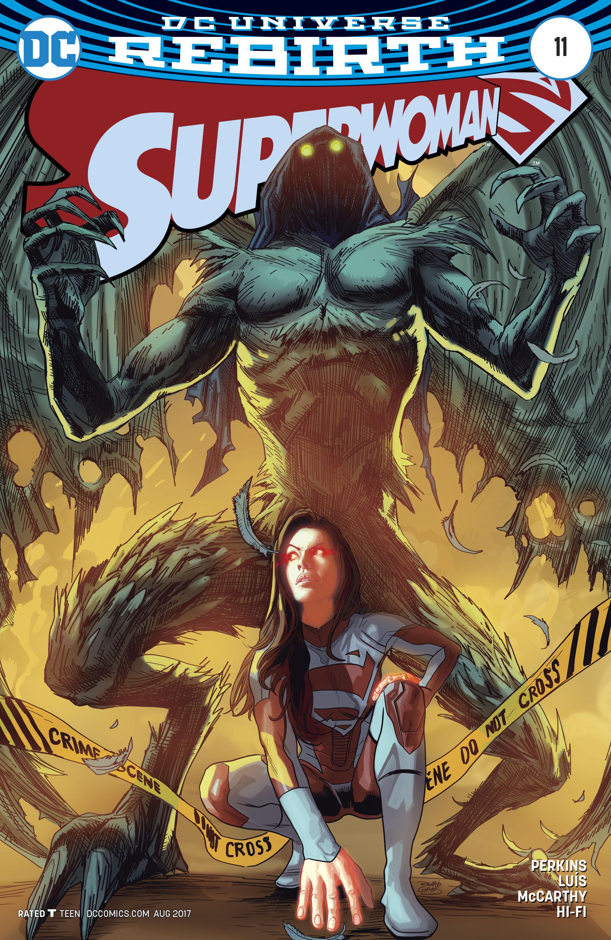 Read online Superwoman comic -  Issue #11 - 3