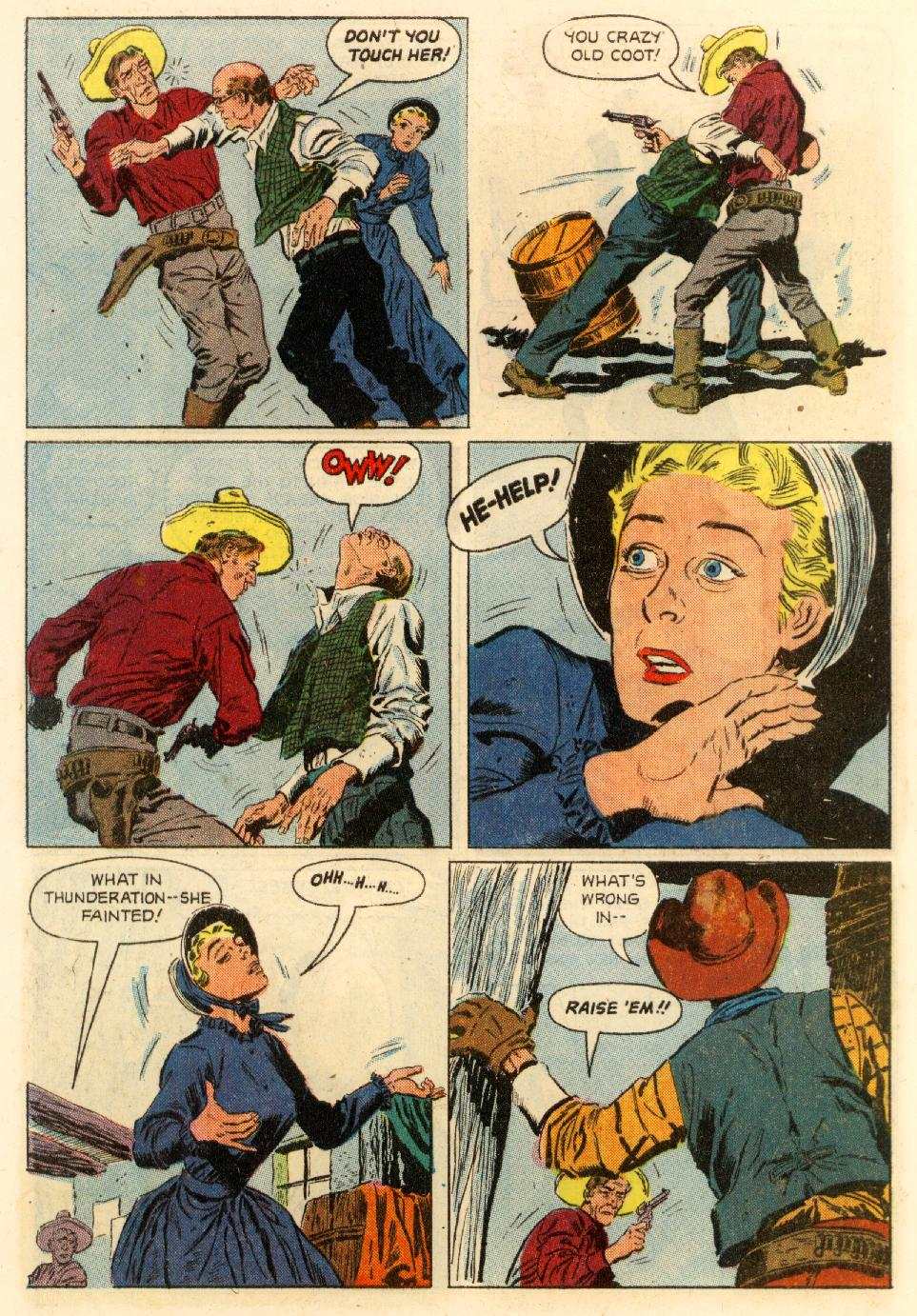 Four Color Comics issue 768 - Page 28