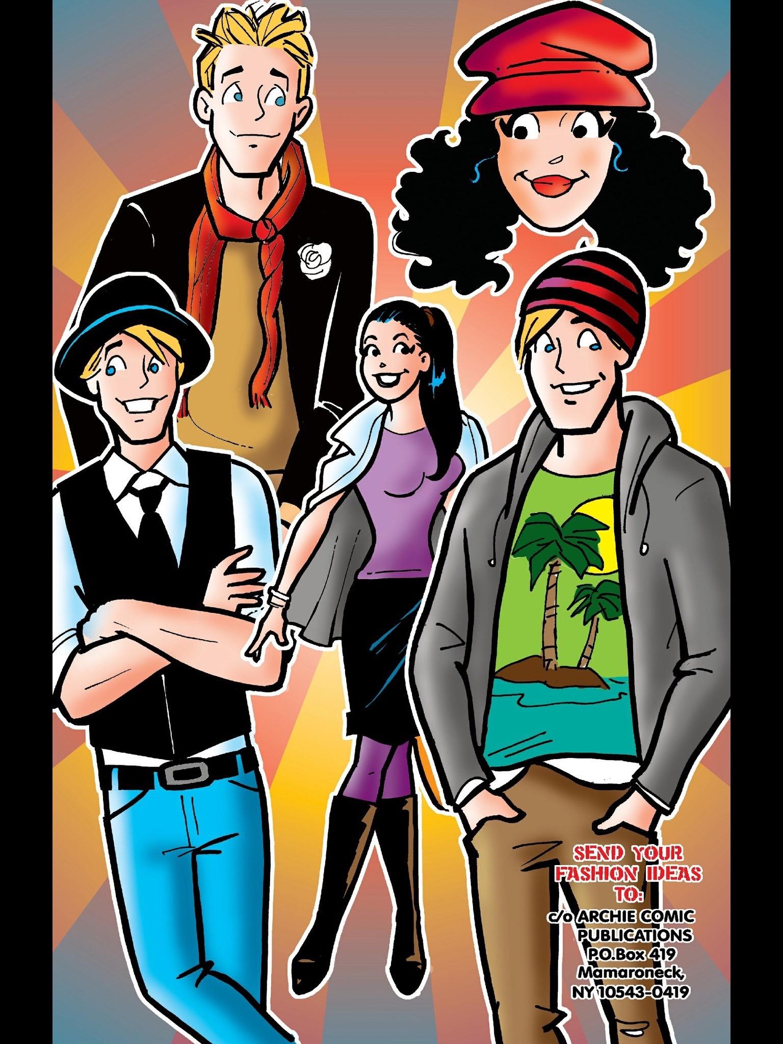 Read online Kevin Keller comic -  Issue #6 - 23