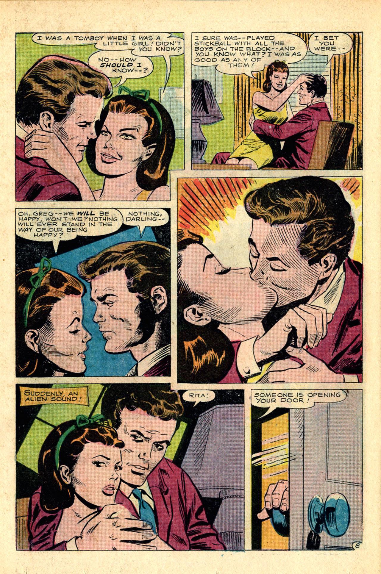 Read online Secret Hearts comic -  Issue #118 - 26
