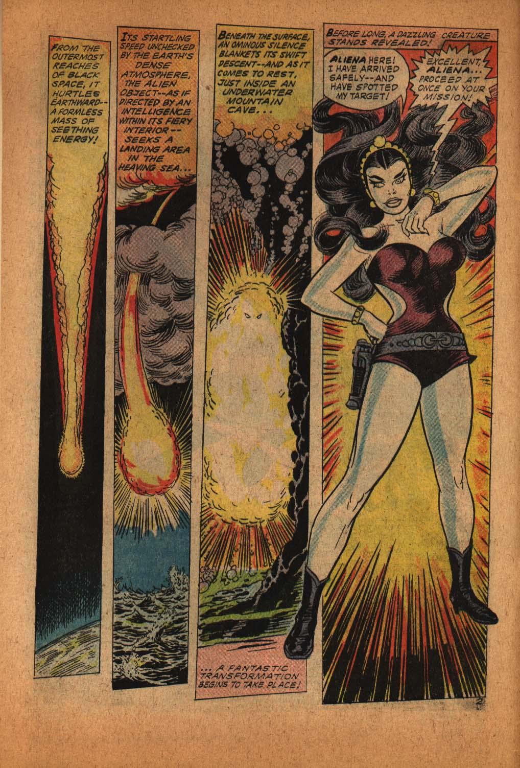 Read online Aquaman (1962) comic -  Issue #39 - 4