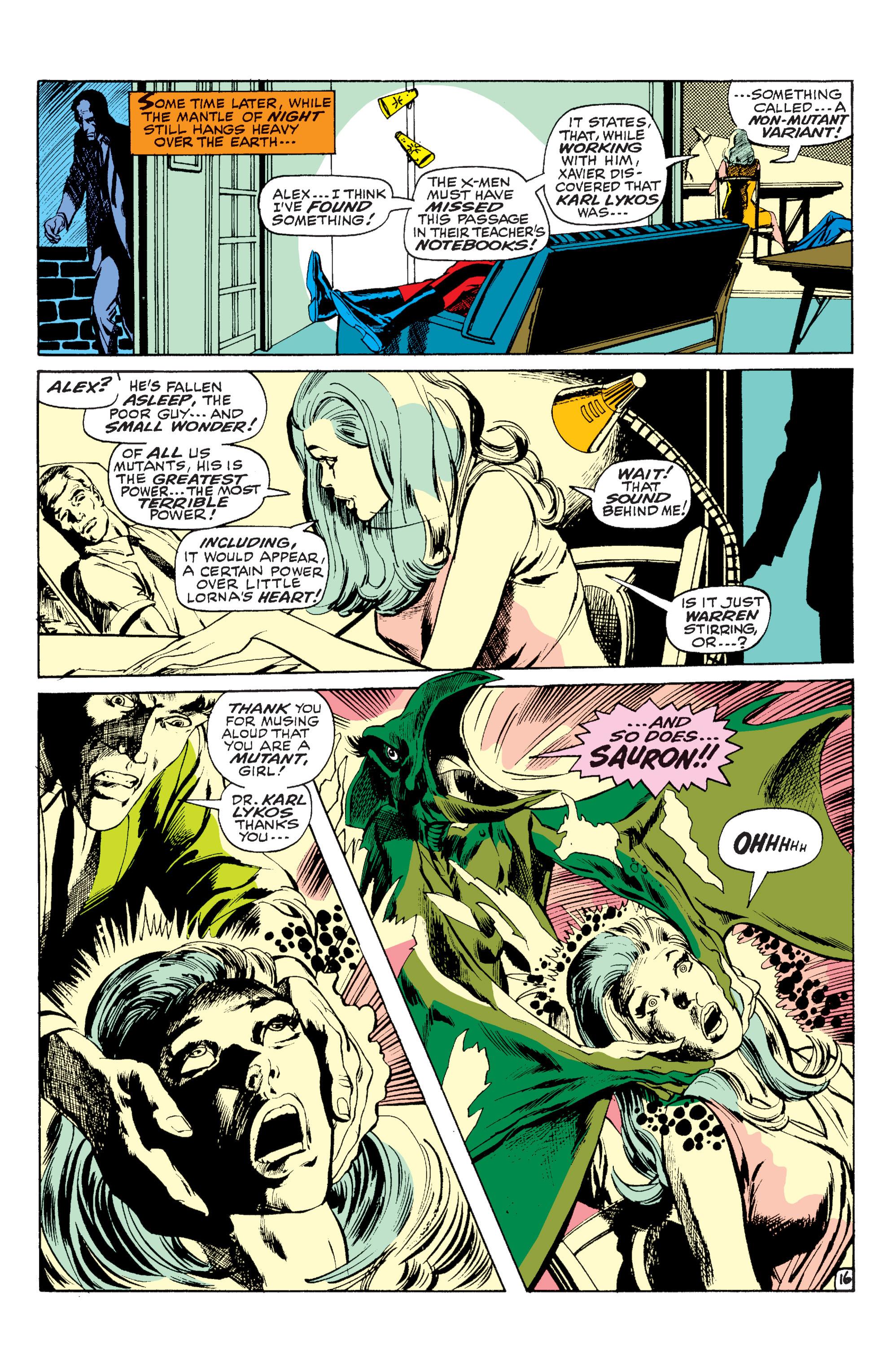 Uncanny X-Men (1963) 61 Page 14