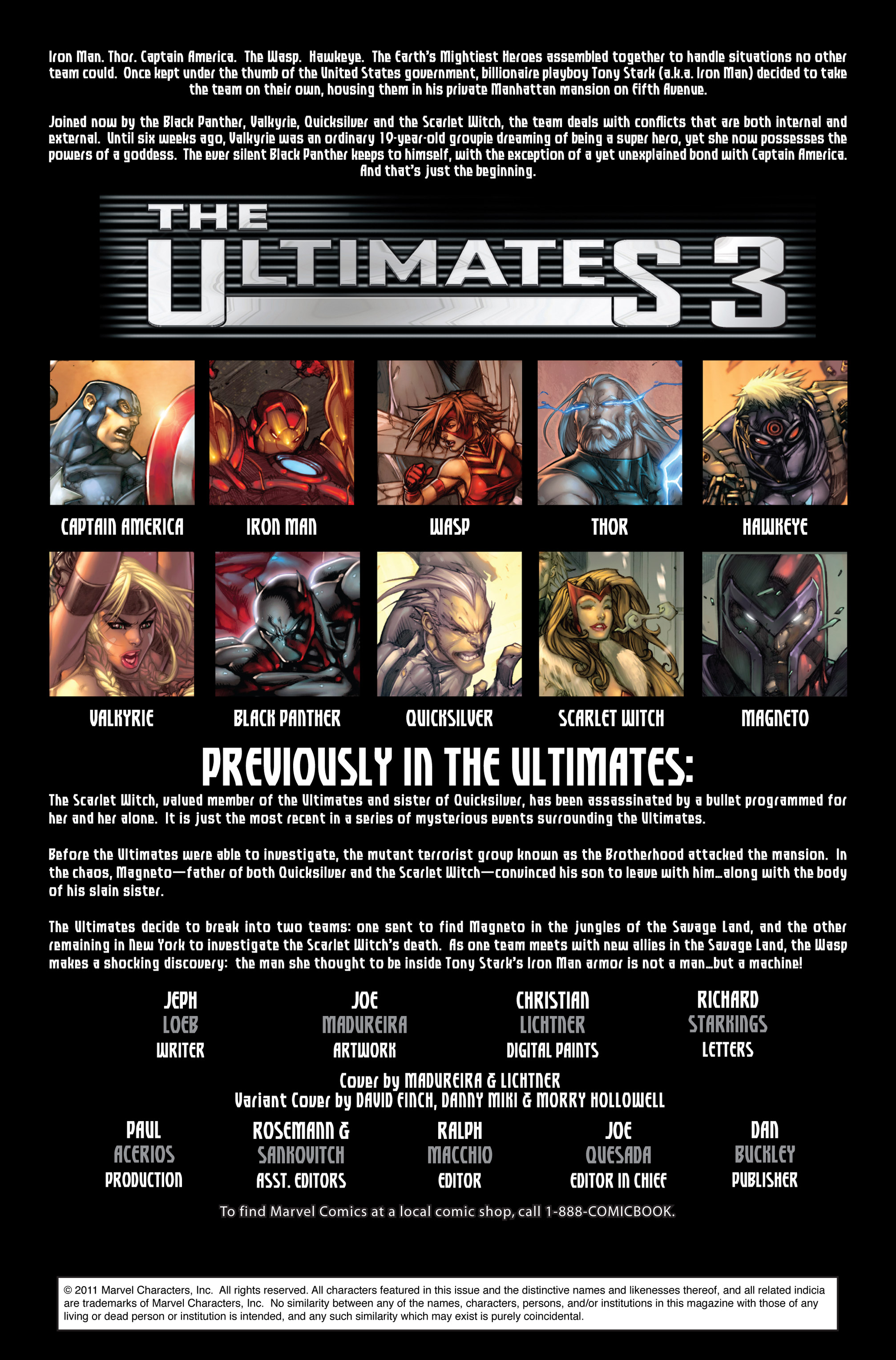Read online Ultimates 3 comic -  Issue #4 - 2