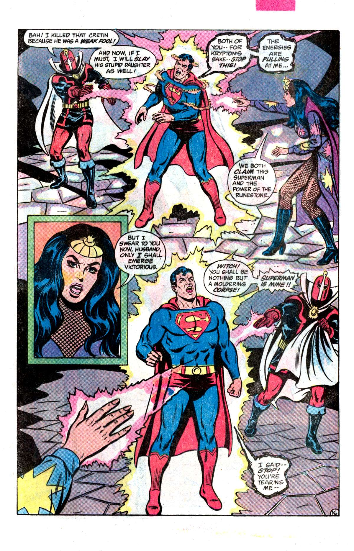Read online Action Comics (1938) comic -  Issue #534 - 17