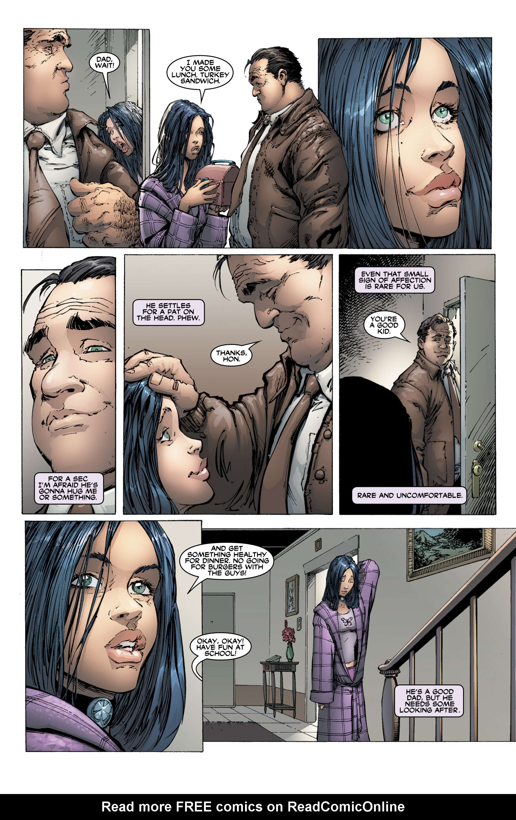 Read online Wraithborn Redux comic -  Issue #1 - 12