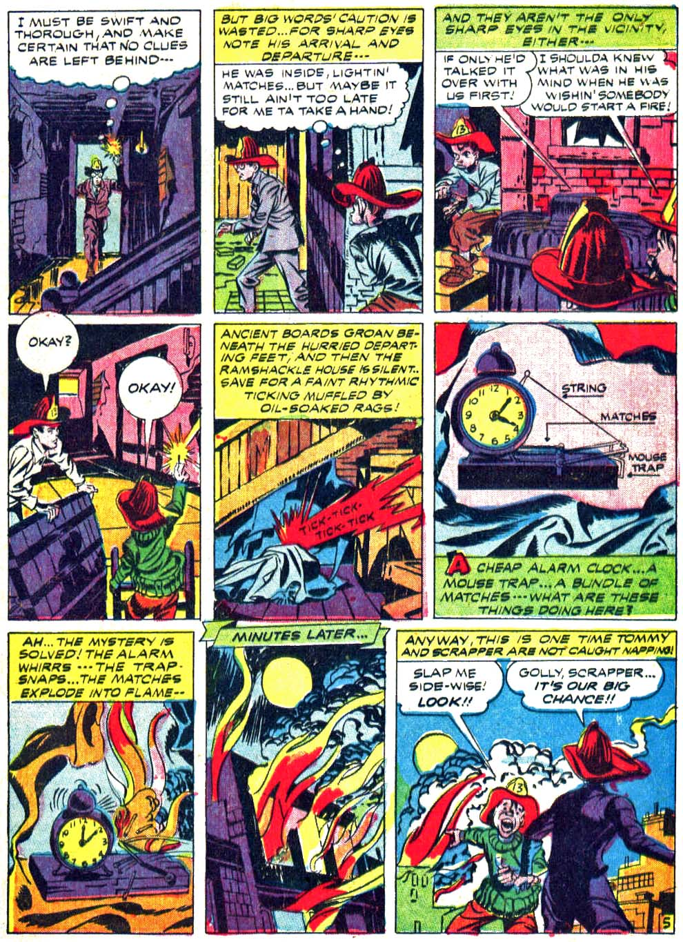 Star Spangled Comics (1941) issue 27 - Page 7