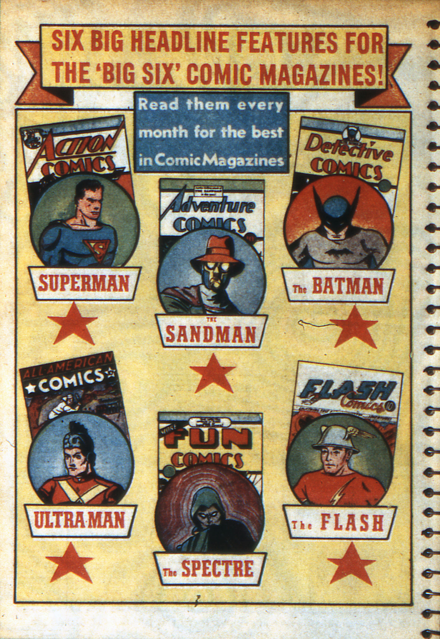 Read online Adventure Comics (1938) comic -  Issue #47 - 67