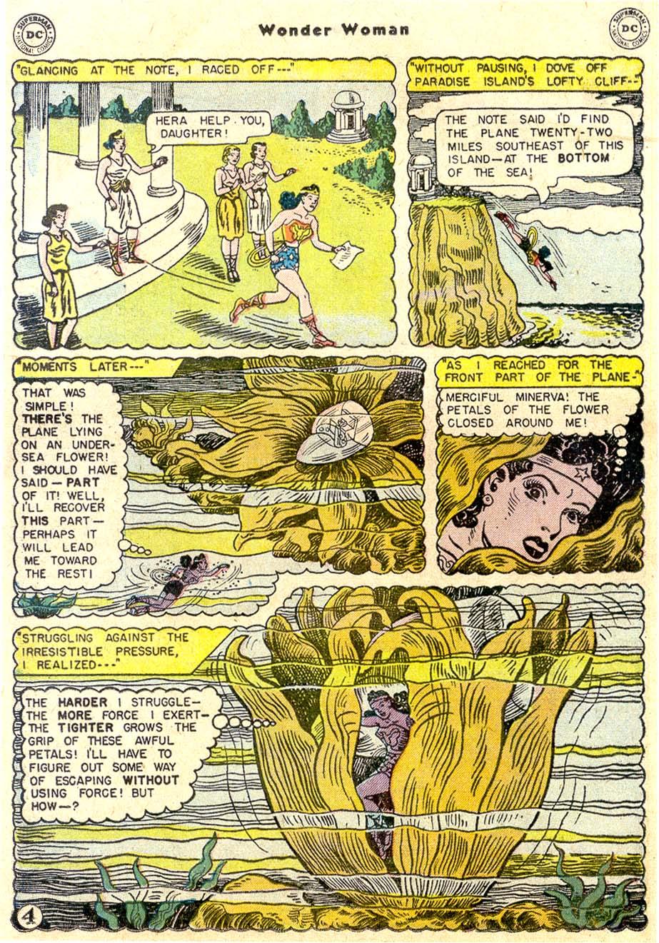 Read online Wonder Woman (1942) comic -  Issue #80 - 16
