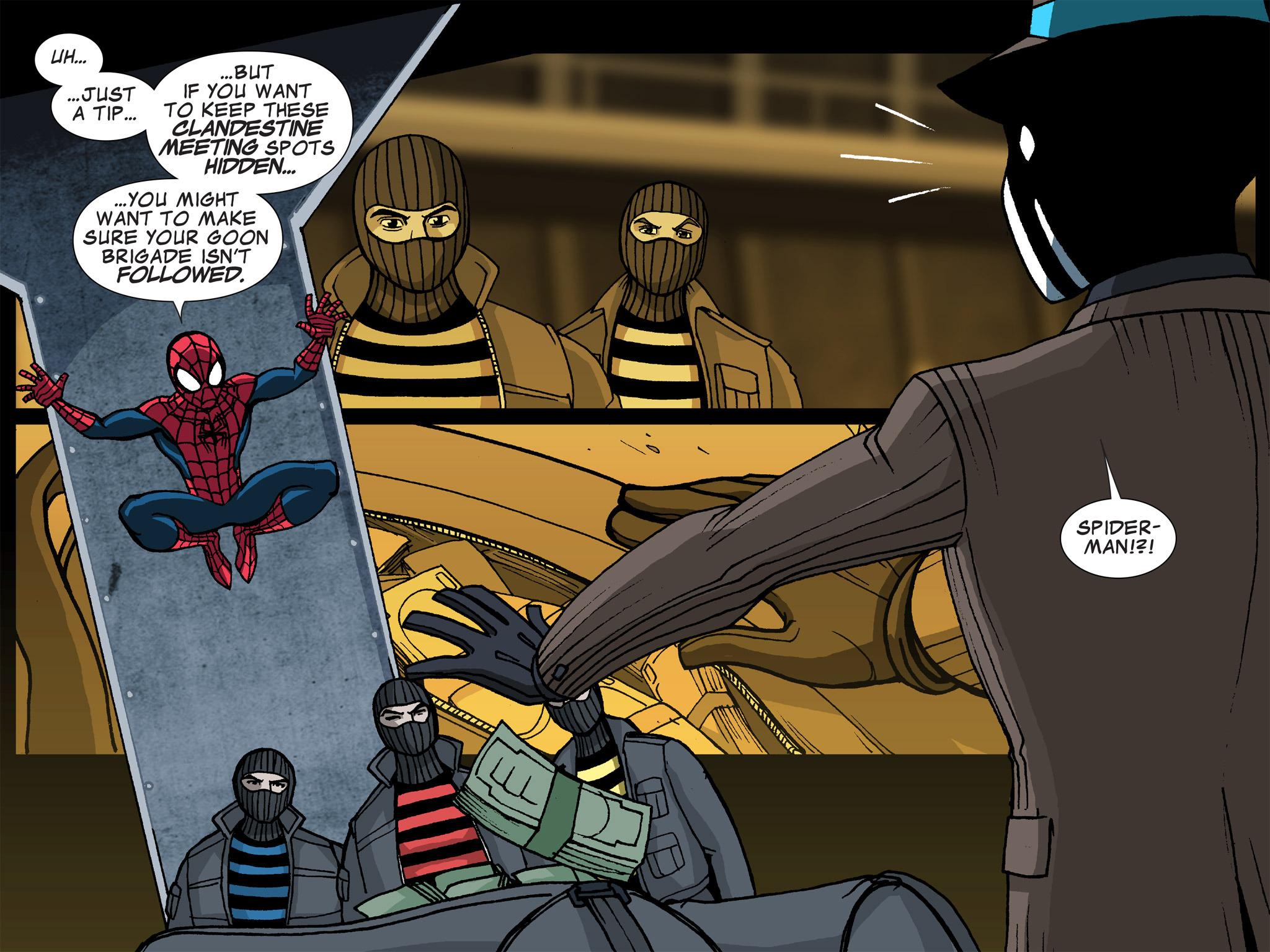 Read online Ultimate Spider-Man (Infinite Comics) (2015) comic -  Issue #17 - 38