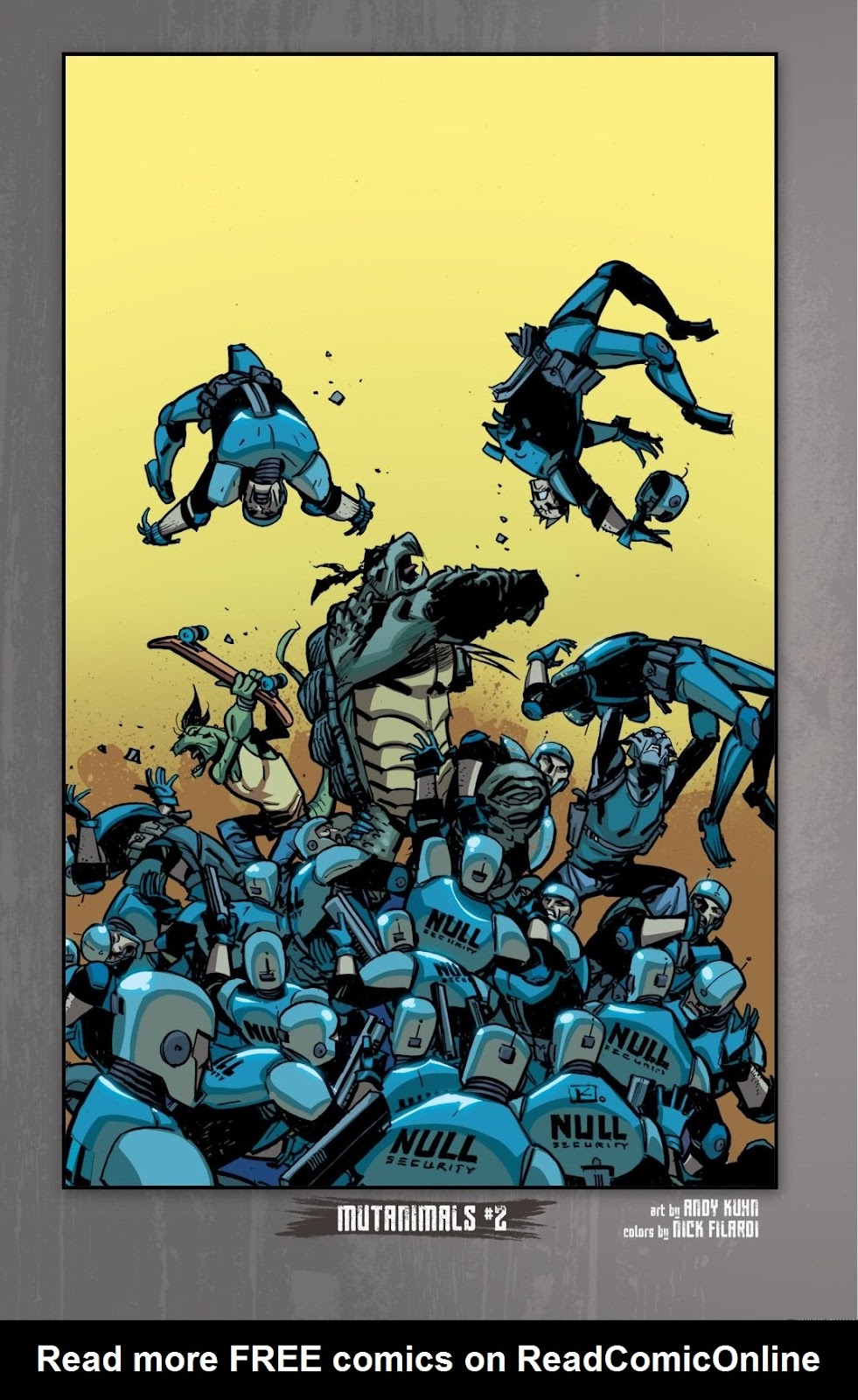 Read online Teenage Mutant Ninja Turtles: The IDW Collection comic -  Issue # TPB 6 (Part 1) - 29