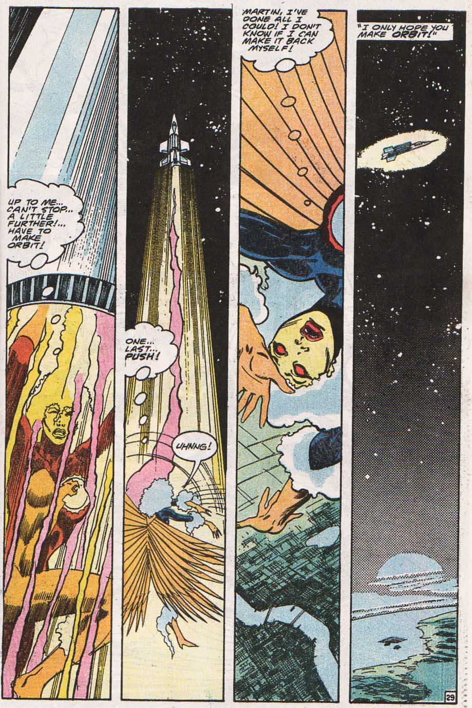 Firestorm, the Nuclear Man Issue #100 #36 - English 30