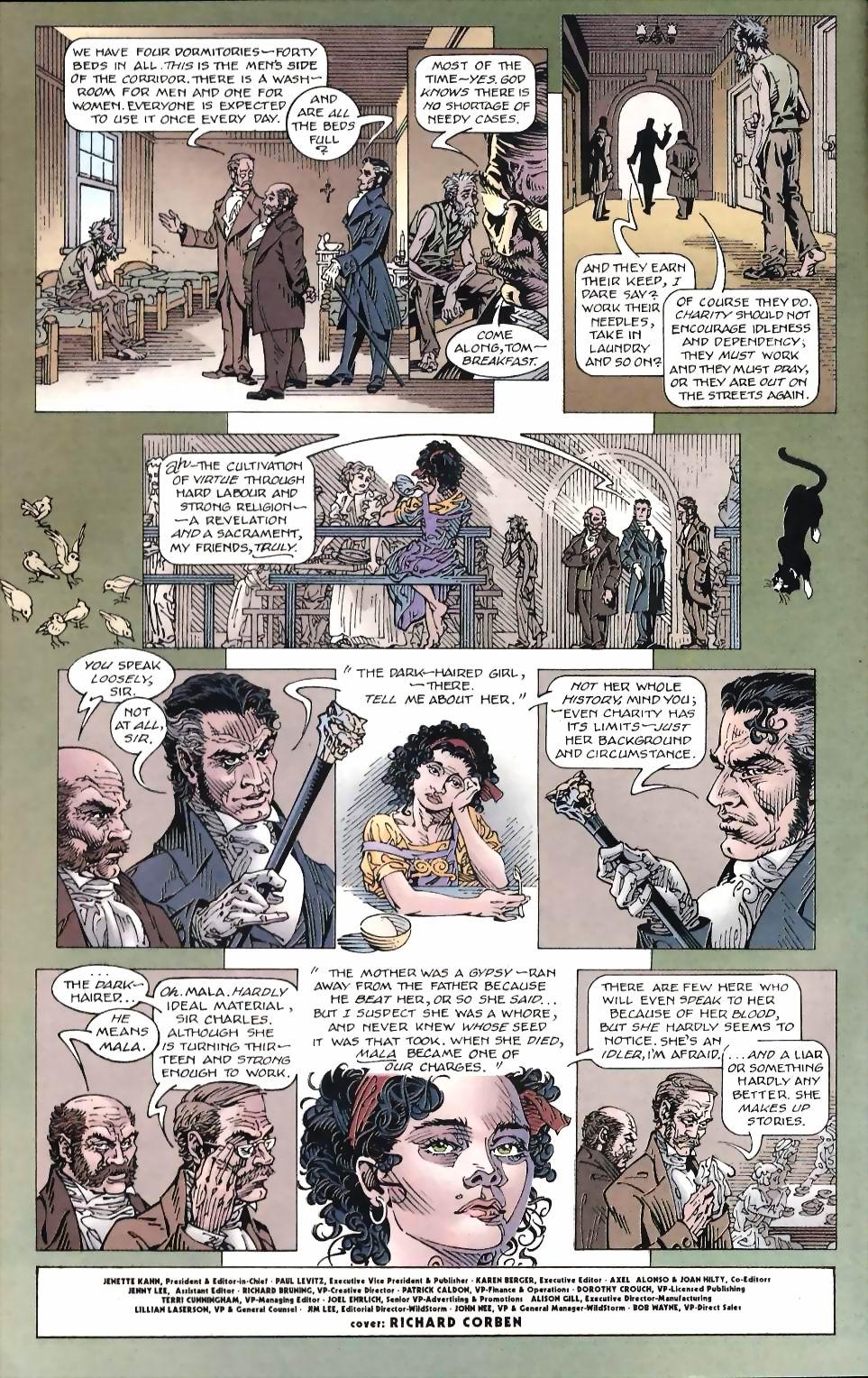 Read online Flinch comic -  Issue #16 - 3