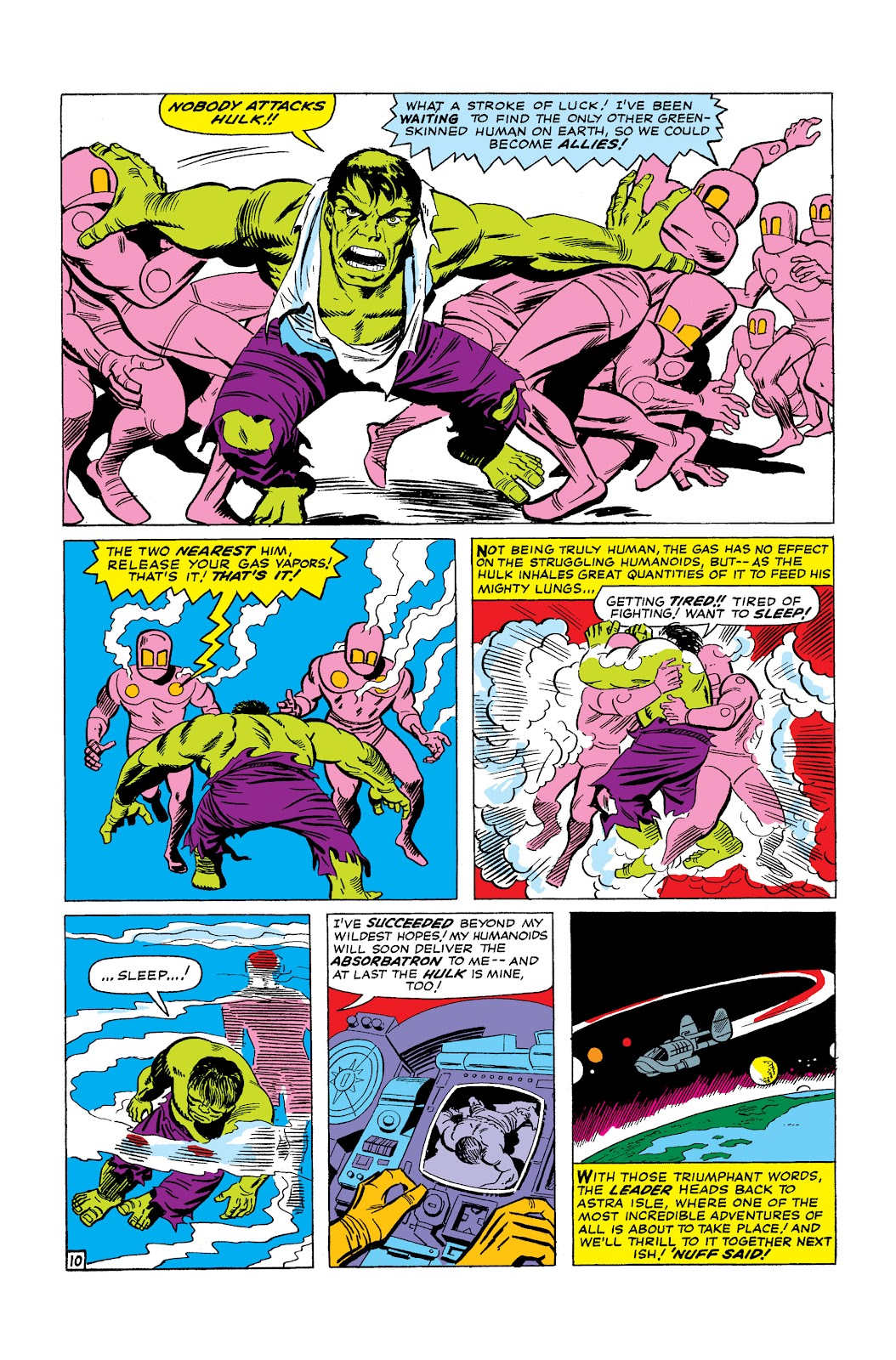 Read online Marvel Masterworks: The Incredible Hulk comic -  Issue # TPB 2 (Part 2) - 22