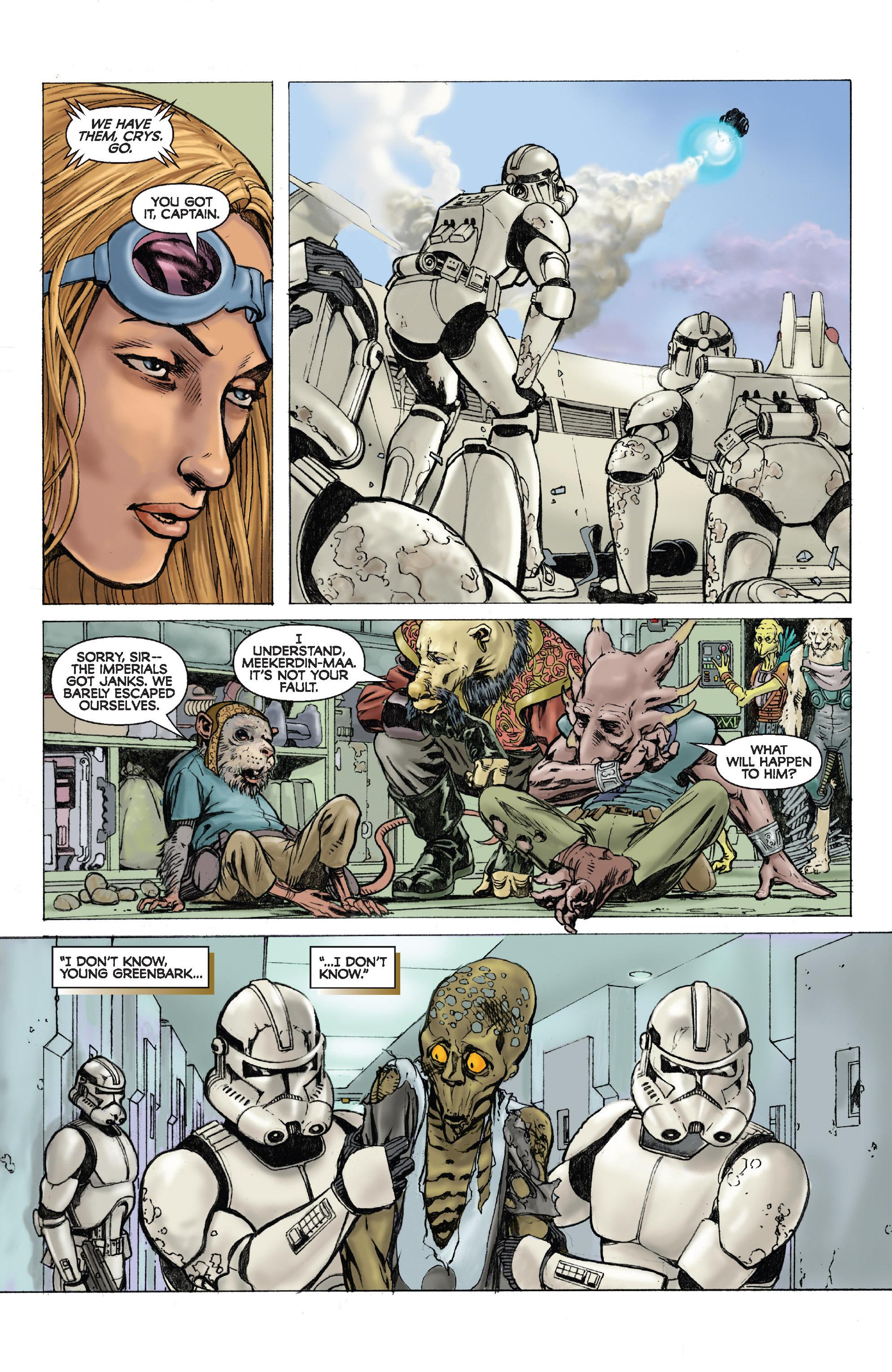 Read online Star Wars Omnibus comic -  Issue # Vol. 31 - 189