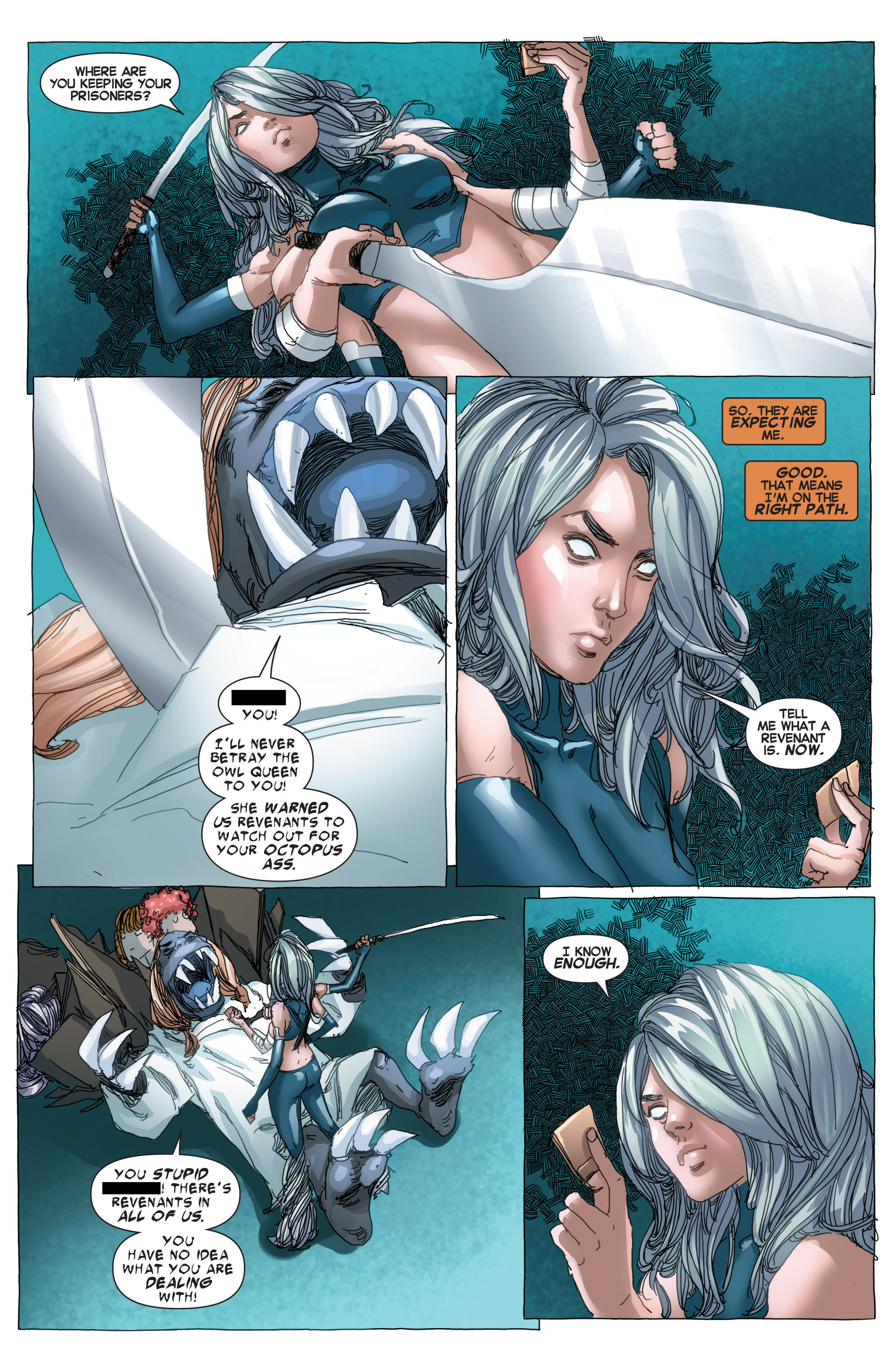 Read online Uncanny X-Force (2013) comic -  Issue #12 - 13