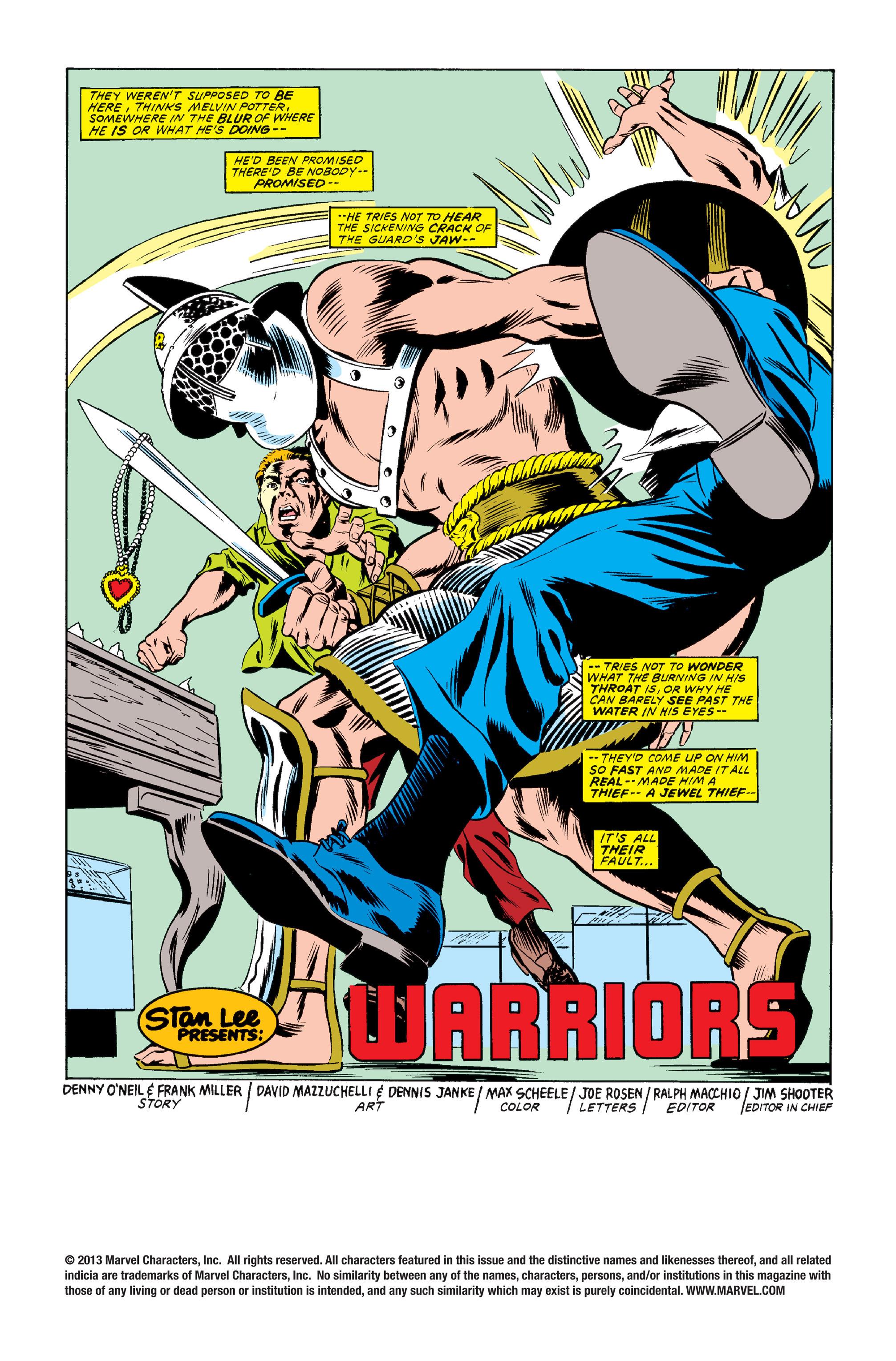 Read online Daredevil: Born Again comic -  Issue # Full - 4