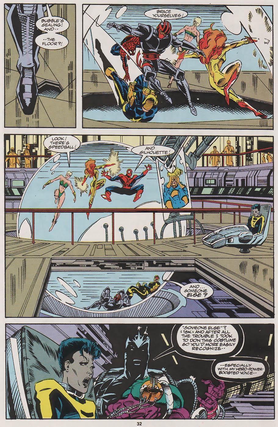Web of Spider-Man (1985) _Annual 8 #8 - English 28