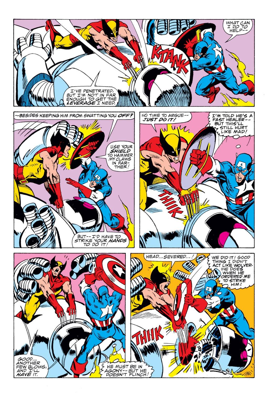 Read online Captain America (1968) comic -  Issue # _Annual 8 - 38