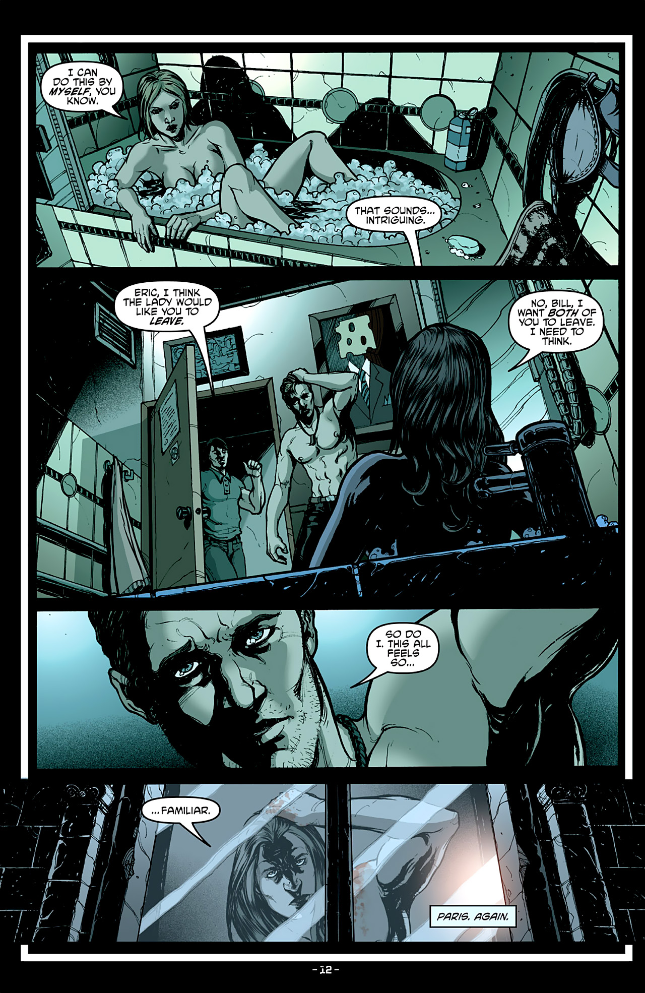 Read online True Blood: French Quarter comic -  Issue #4 - 17
