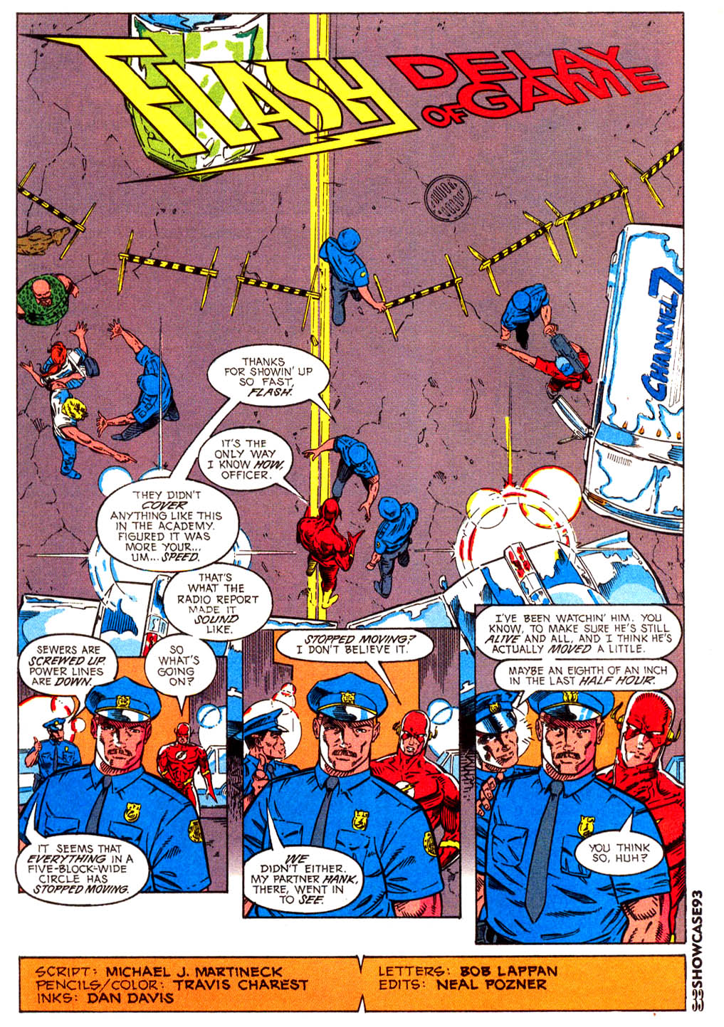 Read online Showcase '93 comic -  Issue #3 - 30