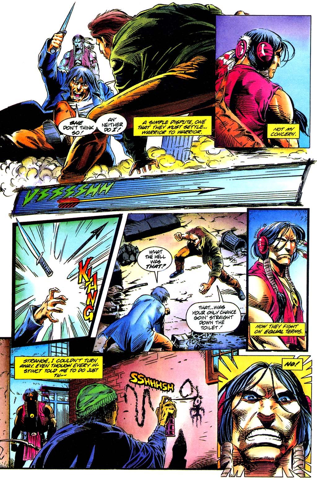 Read online Turok, Dinosaur Hunter (1993) comic -  Issue #29 - 20