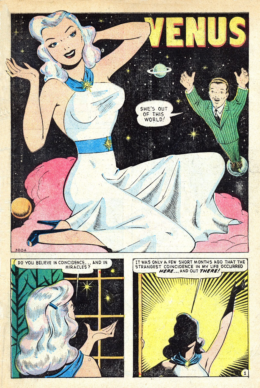 Venus (1948) issue 1 - Page 3
