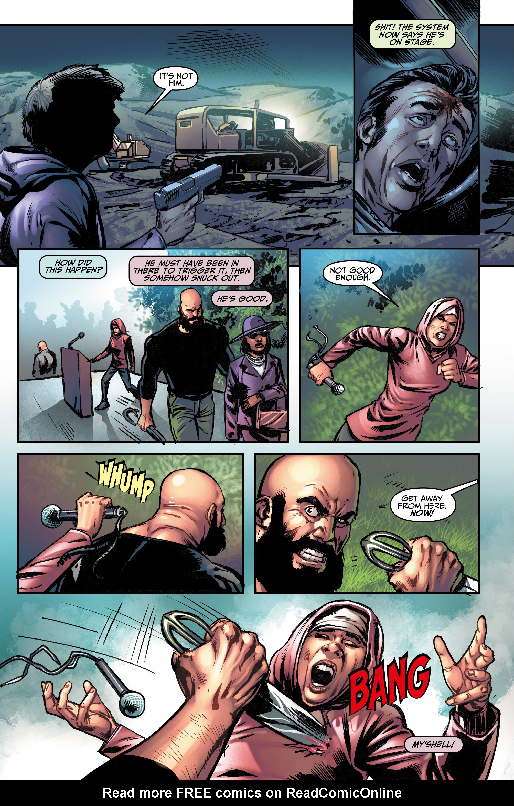 Read online Assassin's Creed (2015) comic -  Issue #12 - 12