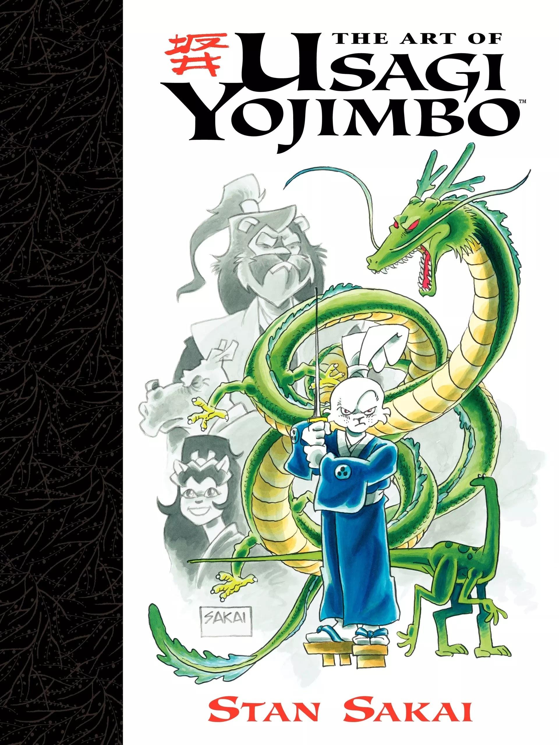 The Art of Usagi Yojimbo issue TPB_(Part_1) - Page 1
