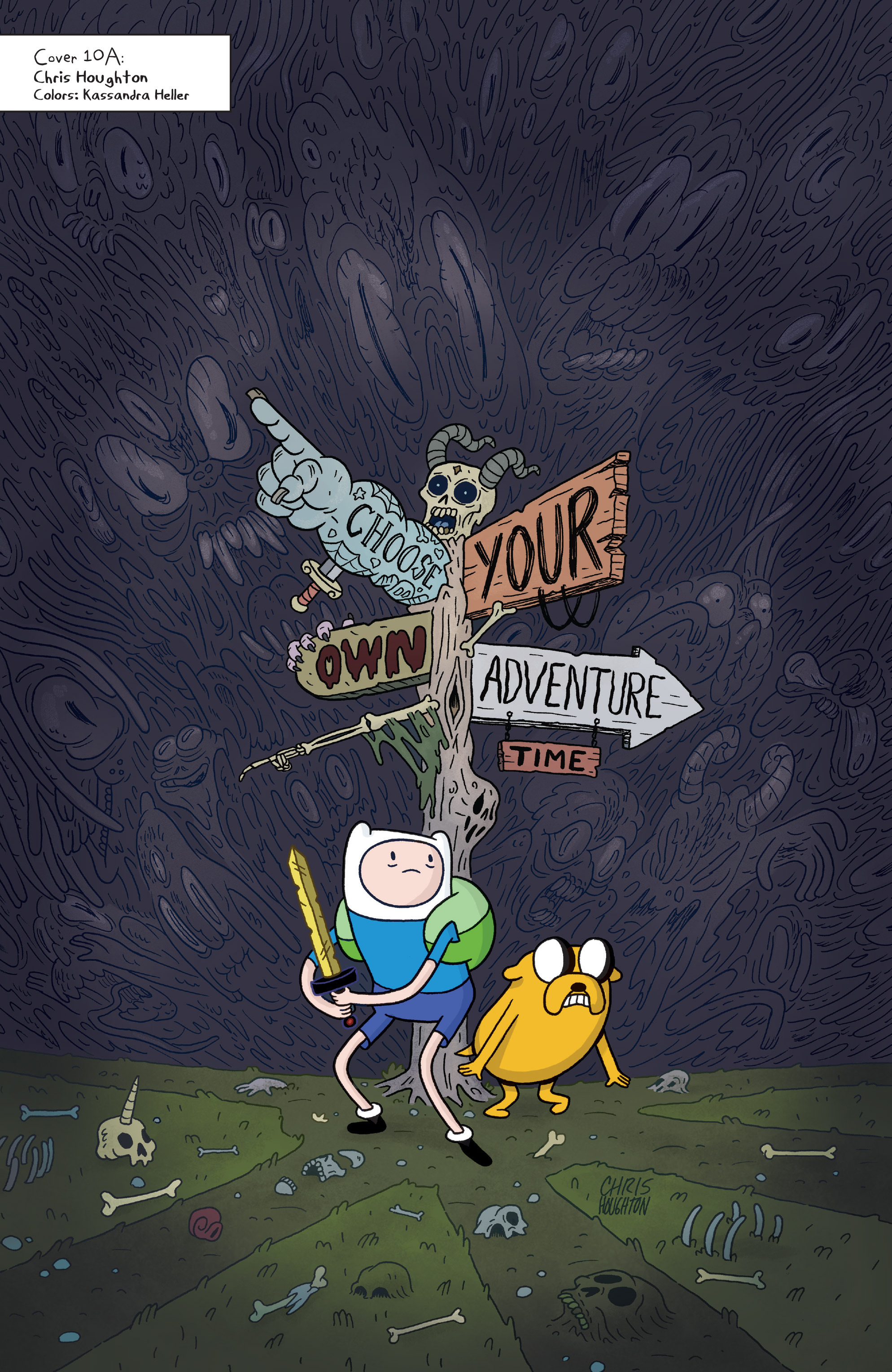 Read online Adventure Time comic -  Issue #Adventure Time _TPB 3 - 84