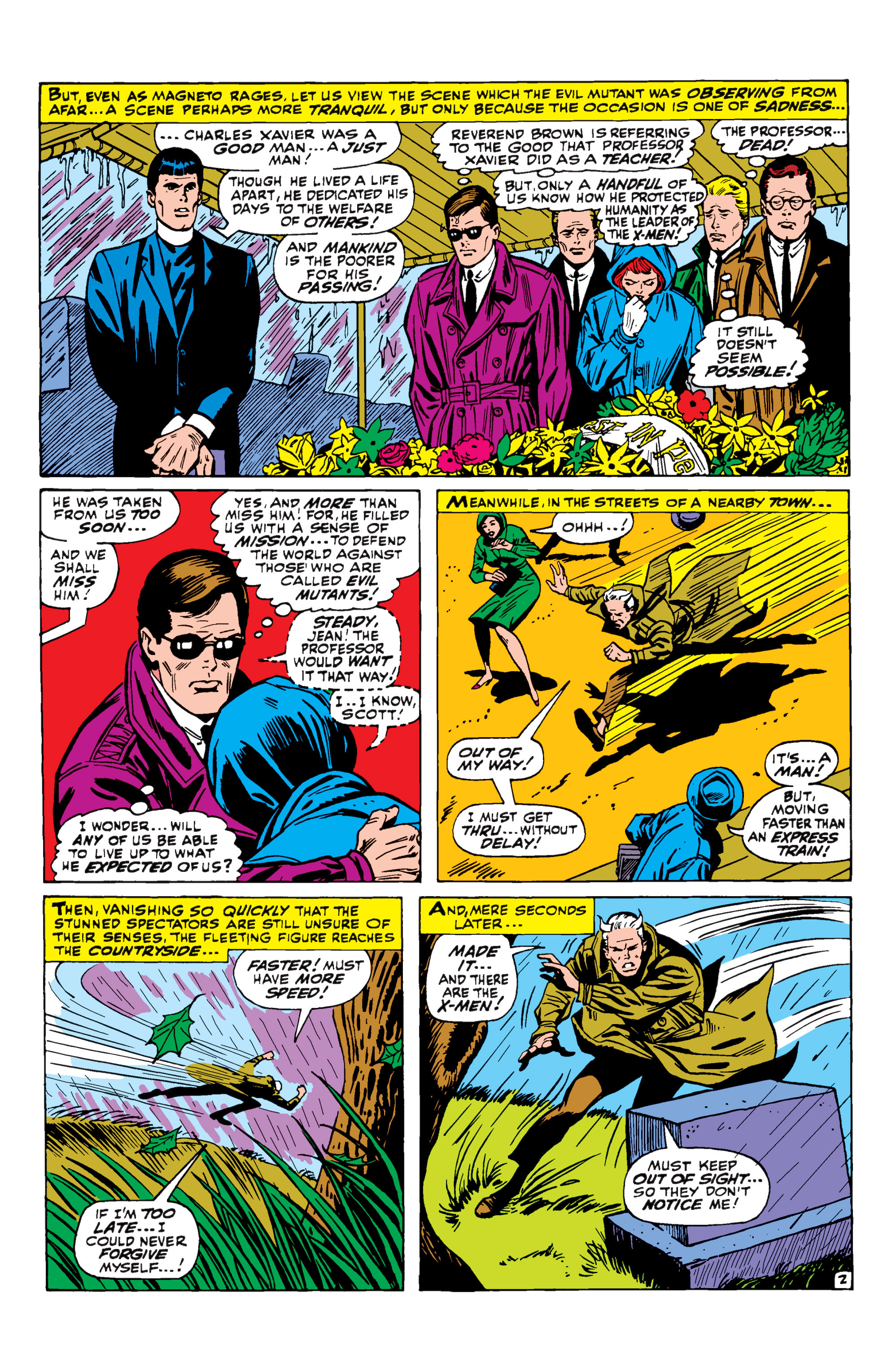 Uncanny X-Men (1963) 43 Page 2