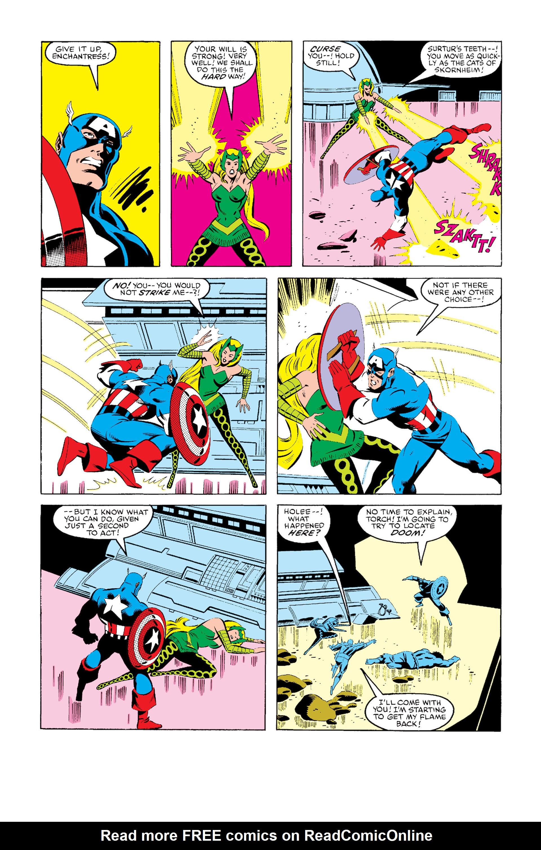 Read online Secret Wars (1985) comic -  Issue #8 - 11