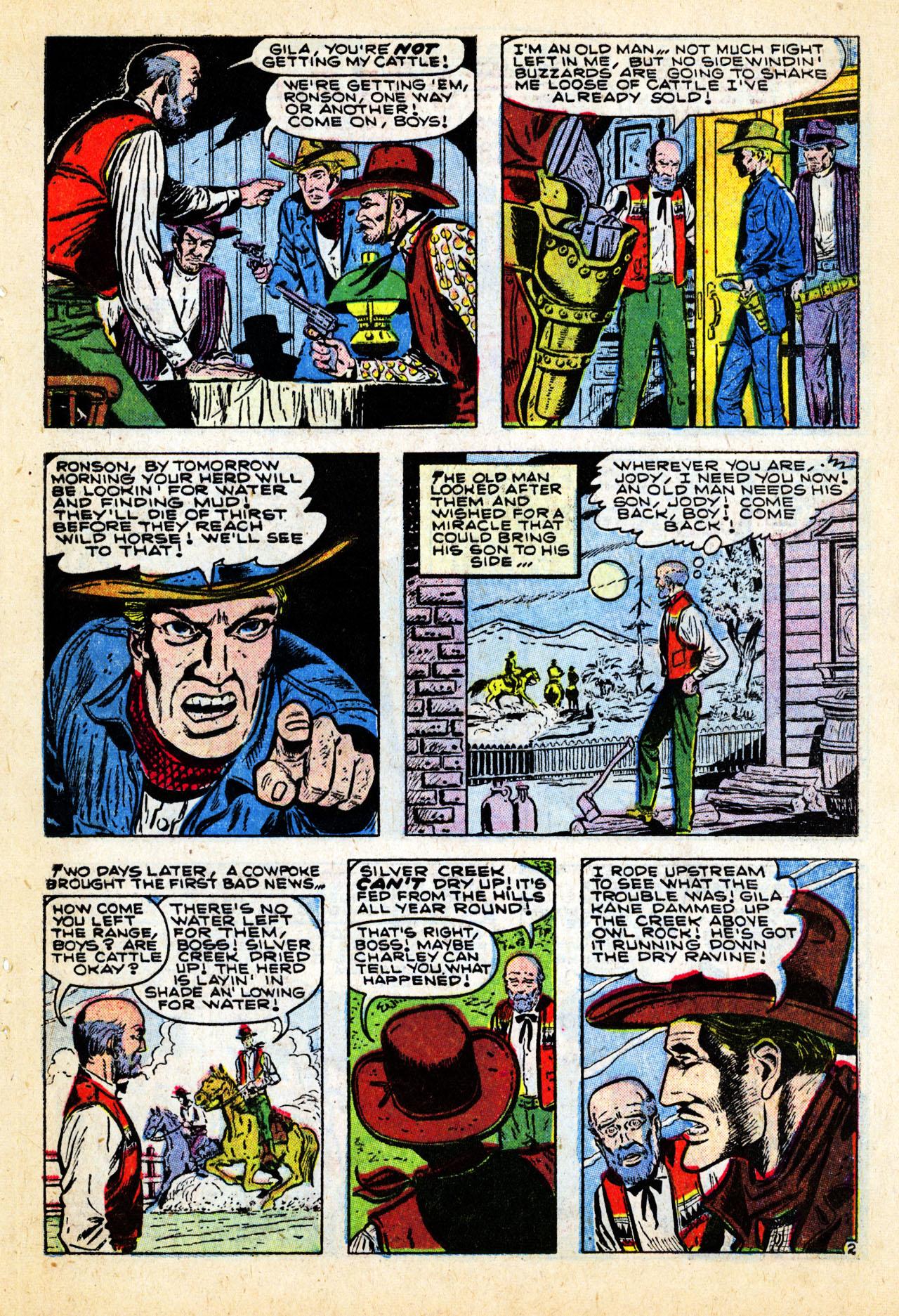 Read online Two-Gun Kid comic -  Issue #26 - 20