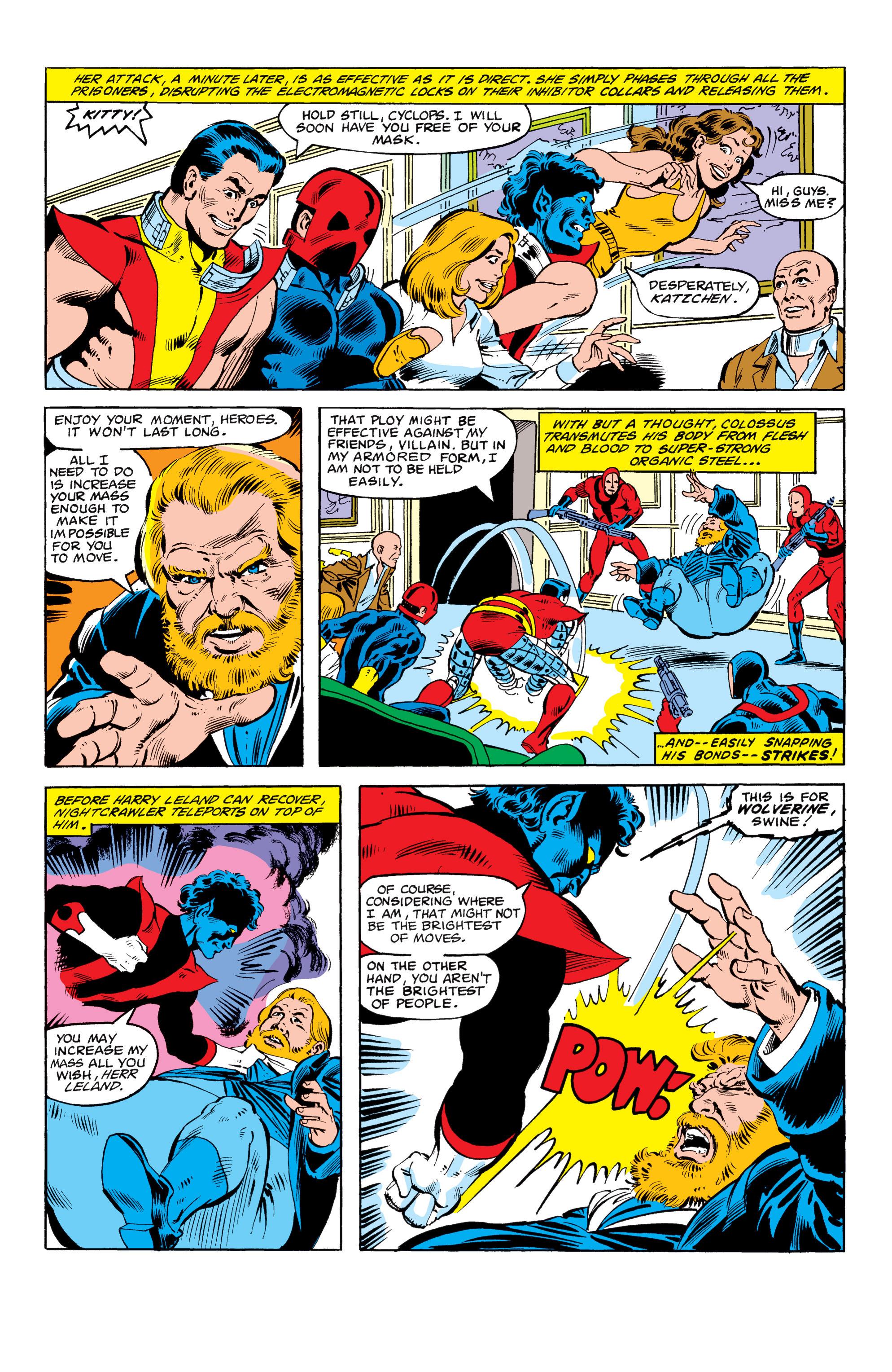 Read online Uncanny X-Men (1963) comic -  Issue #152 - 16