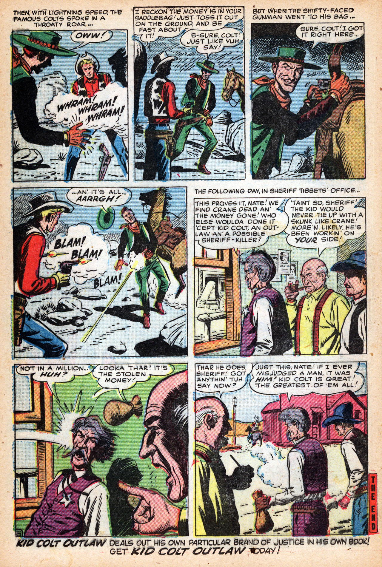 Read online Two-Gun Kid comic -  Issue #19 - 24