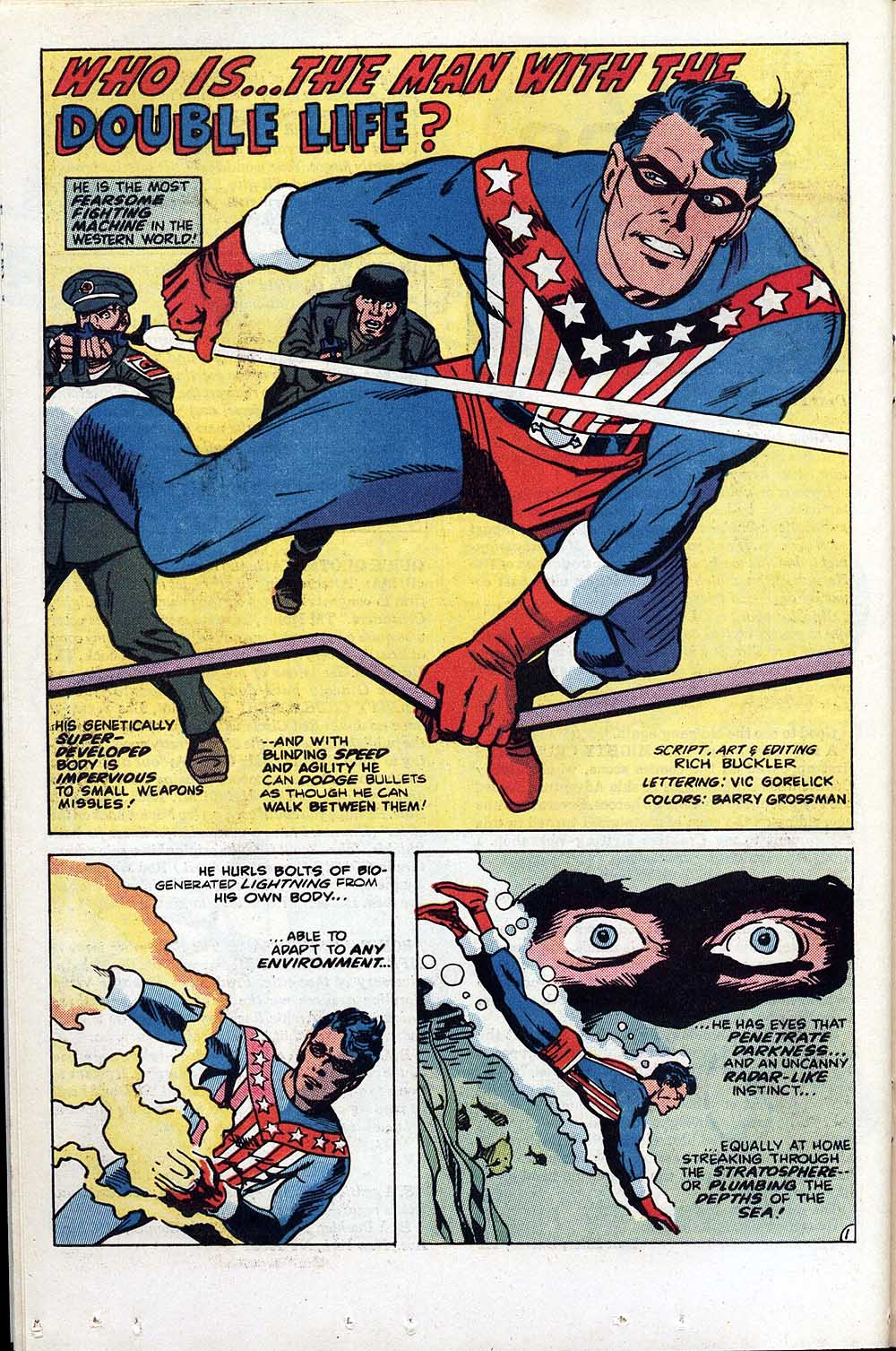 Read online The Fly (1983) comic -  Issue #1 - 21