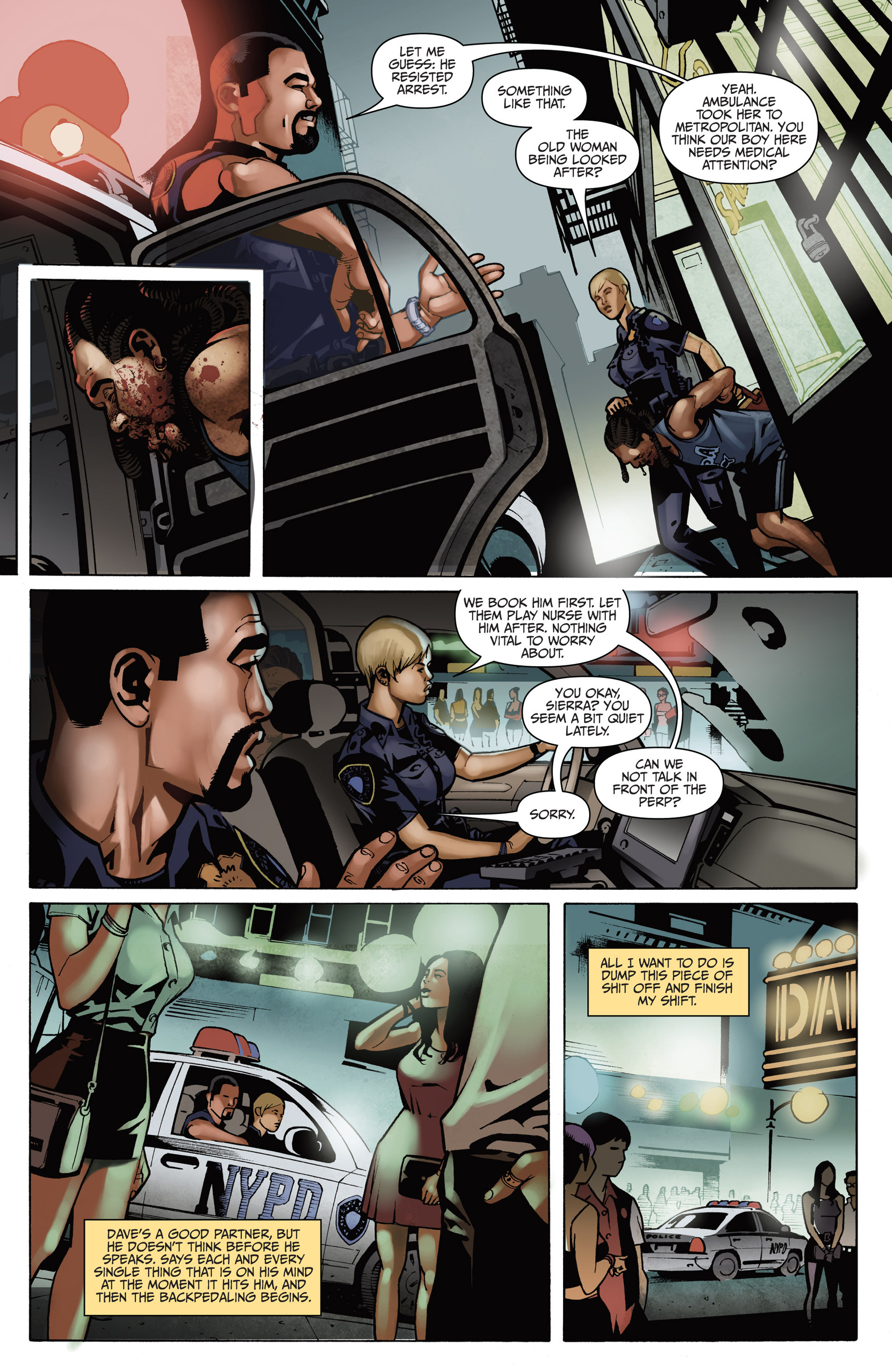 Read online Sex and Violence comic -  Issue # Full - 35