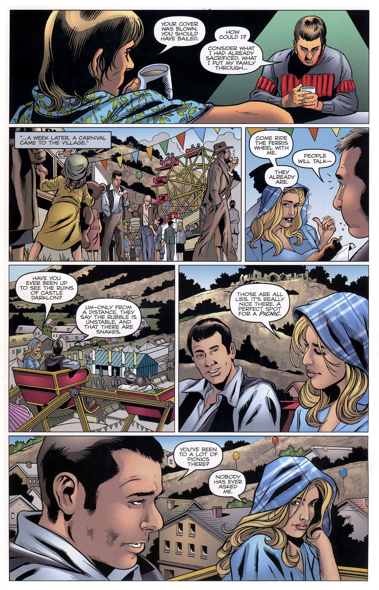 G.I. Joe: A Real American Hero 171 Page 6