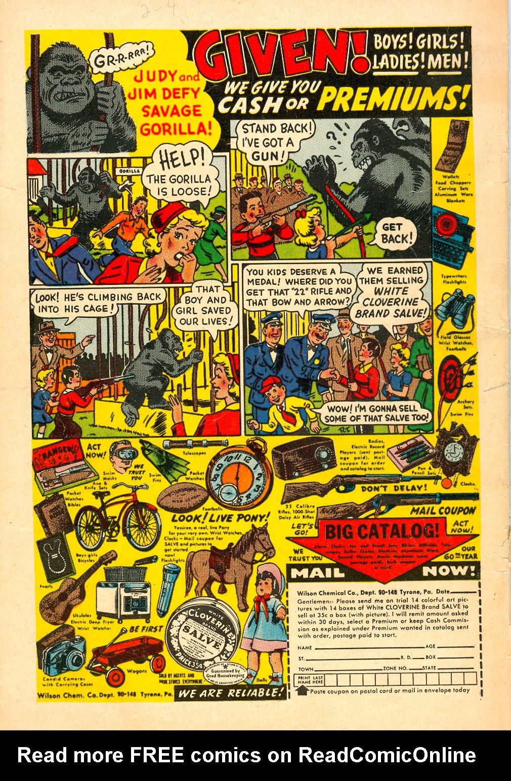 The Rawhide Kid (1955) issue 3 - Page 36