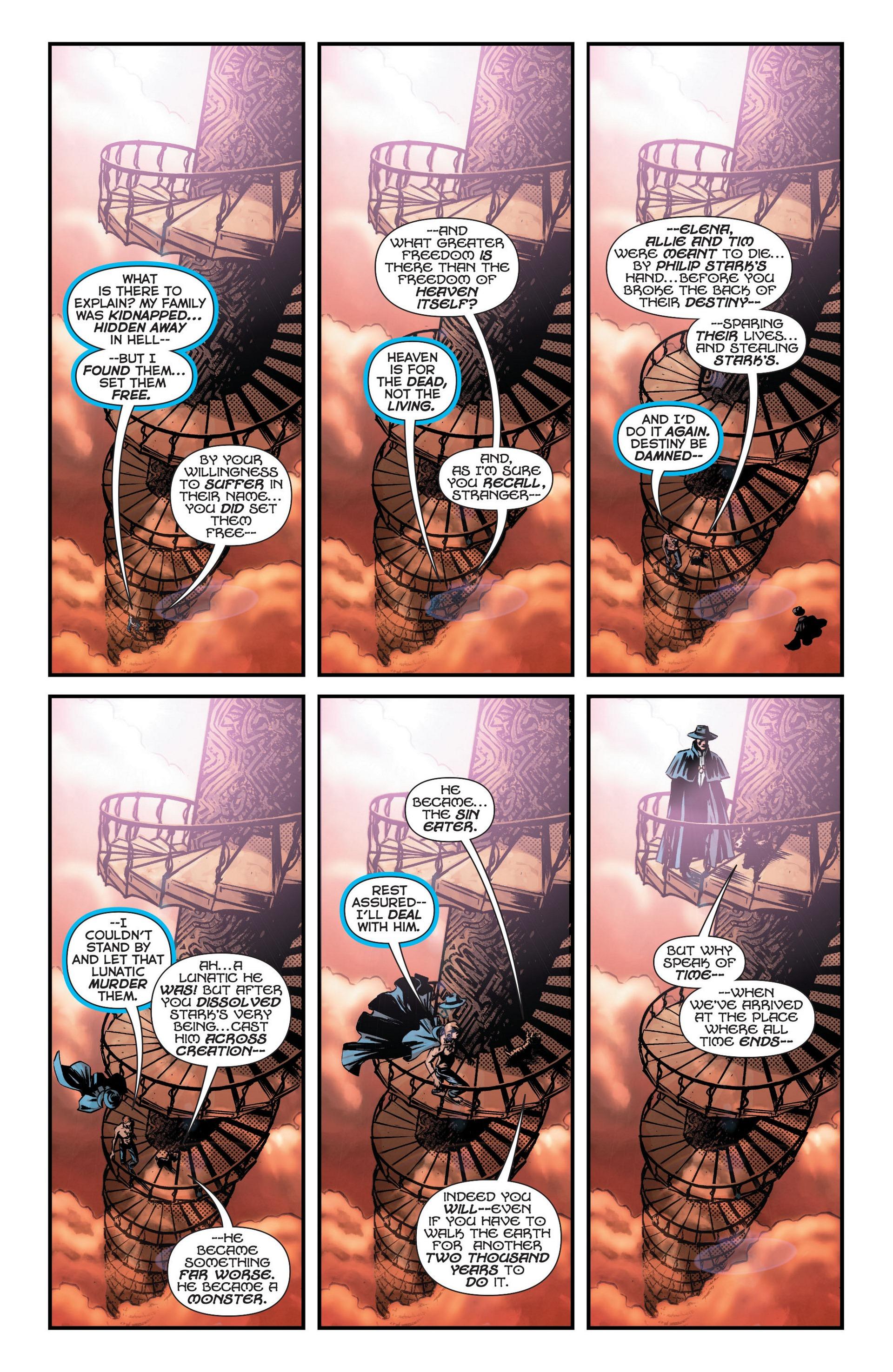 Read online Trinity of Sin: The Phantom Stranger comic -  Issue #10 - 3
