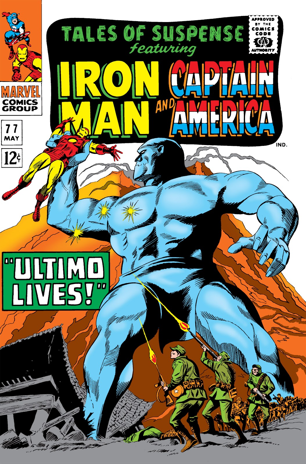 Read online Marvel Masterworks: The Invincible Iron Man comic -  Issue # TPB 3 (Part 3) - 56